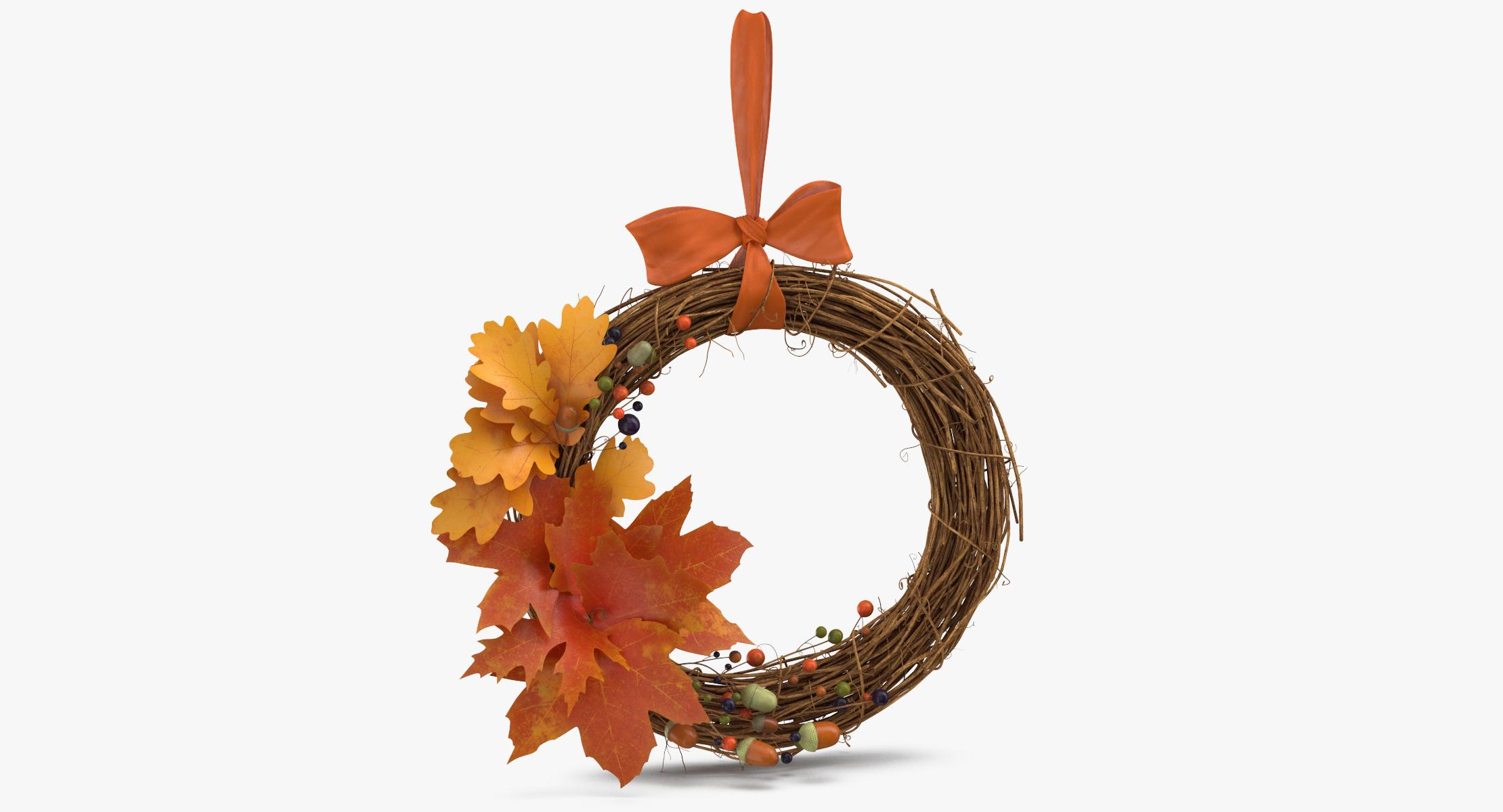 Autumn Wreath 03 - reel 1
