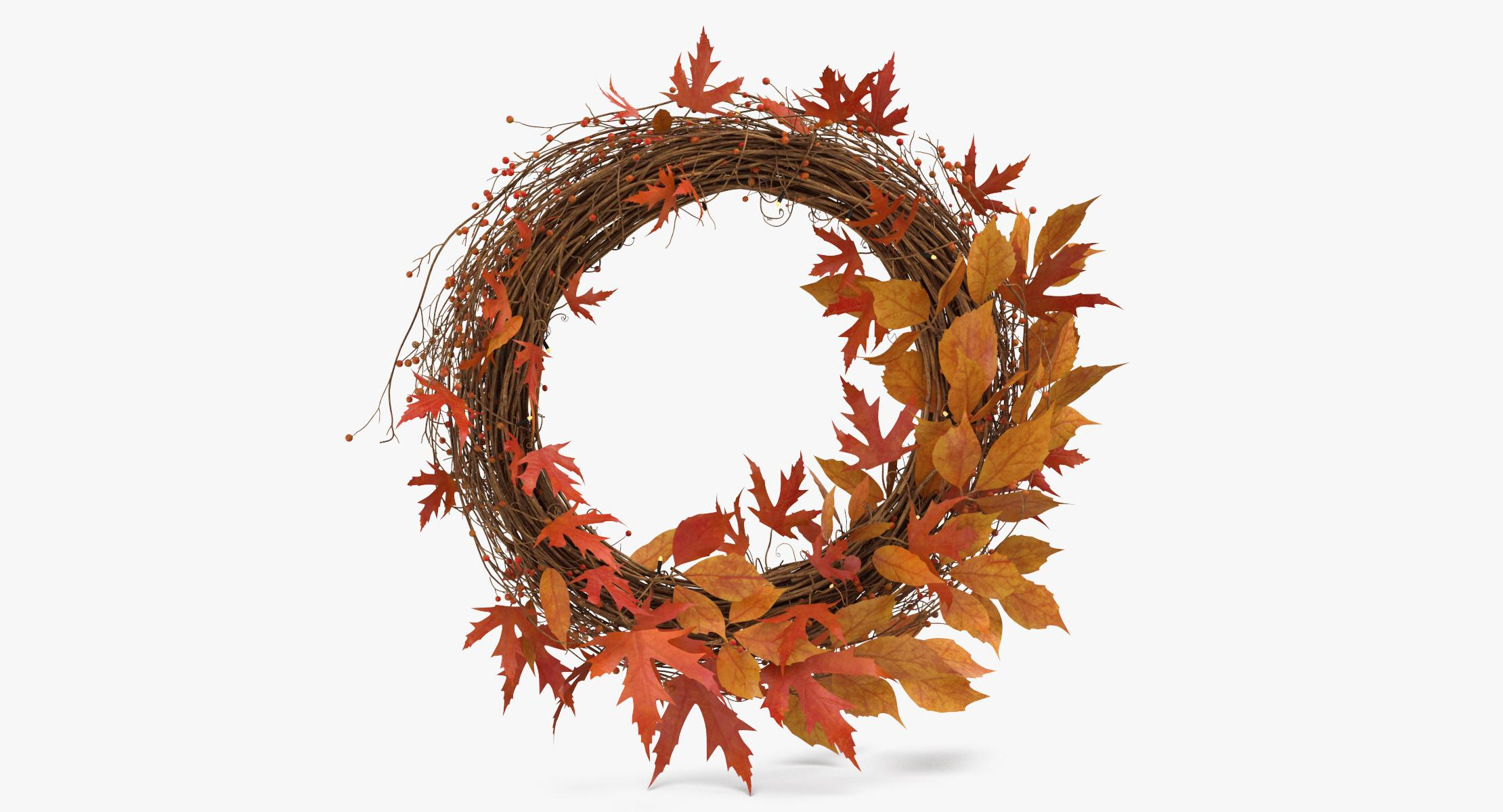 Autumn Wreath 02 - reel 1