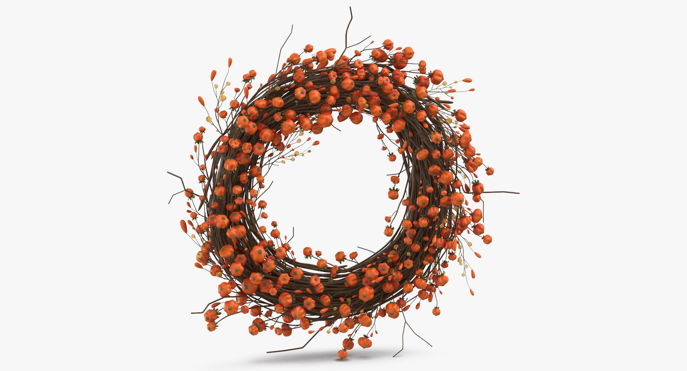 Autumn Wreath 01 - reel 1