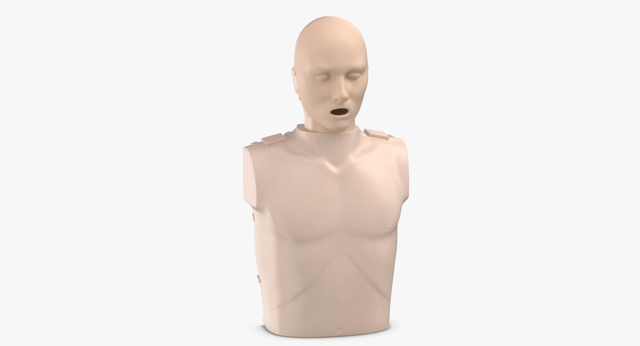 CPR Dummy - reel 1