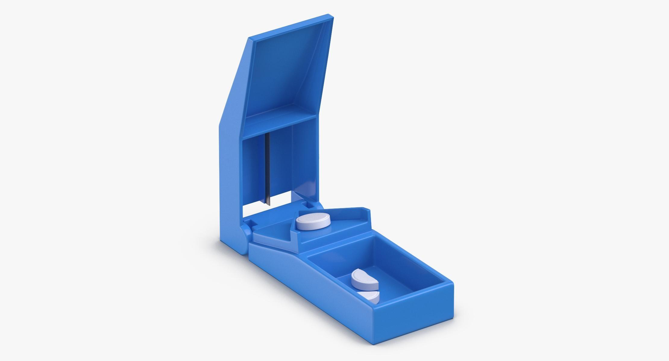 Pill Splitter - reel 1