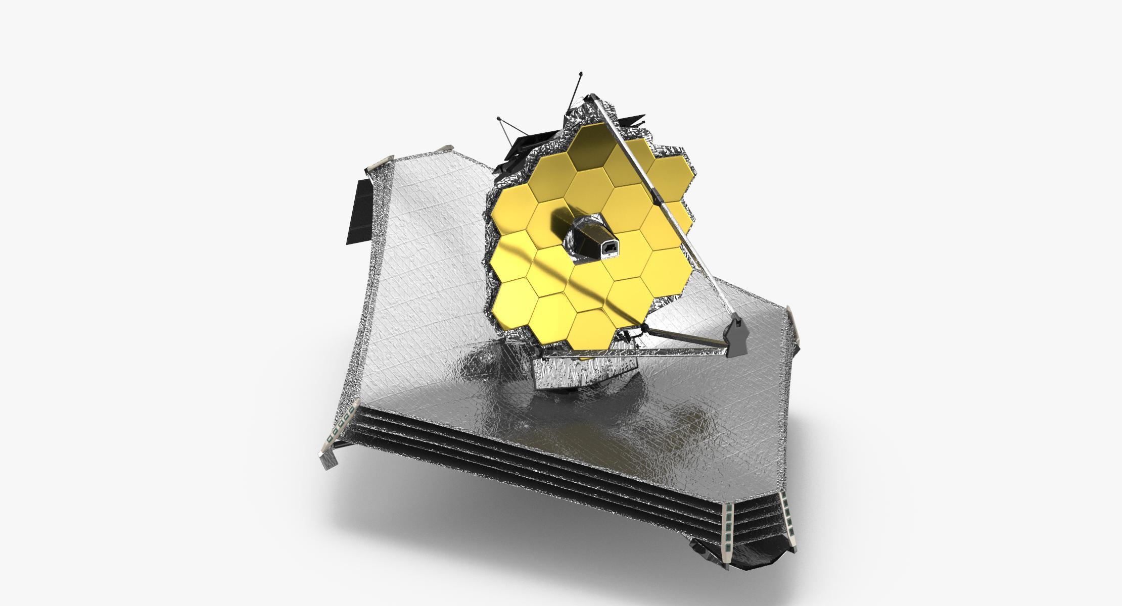 James Webb Space Telescope - reel 1