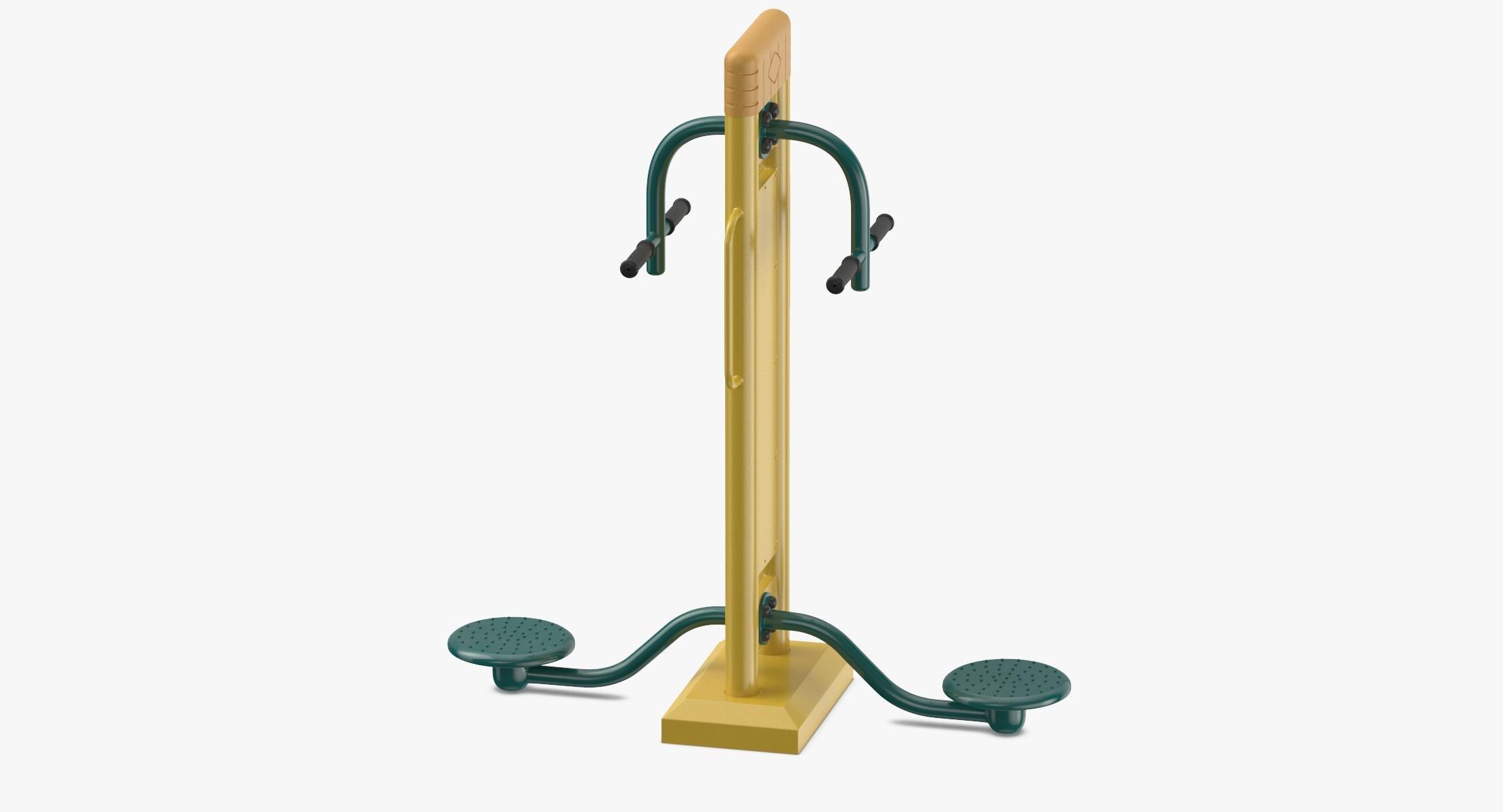 Street Fitness Equipment 01 02 - reel 1