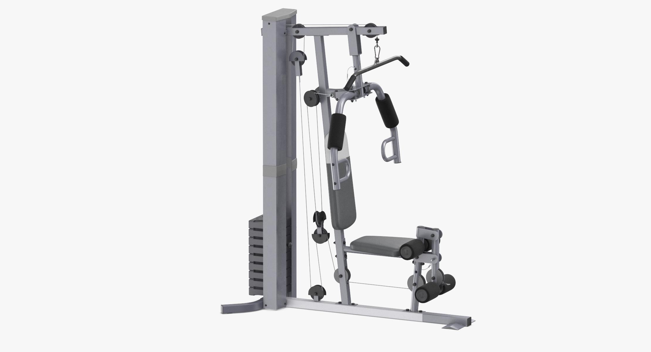 Gym System Machine - reel 1