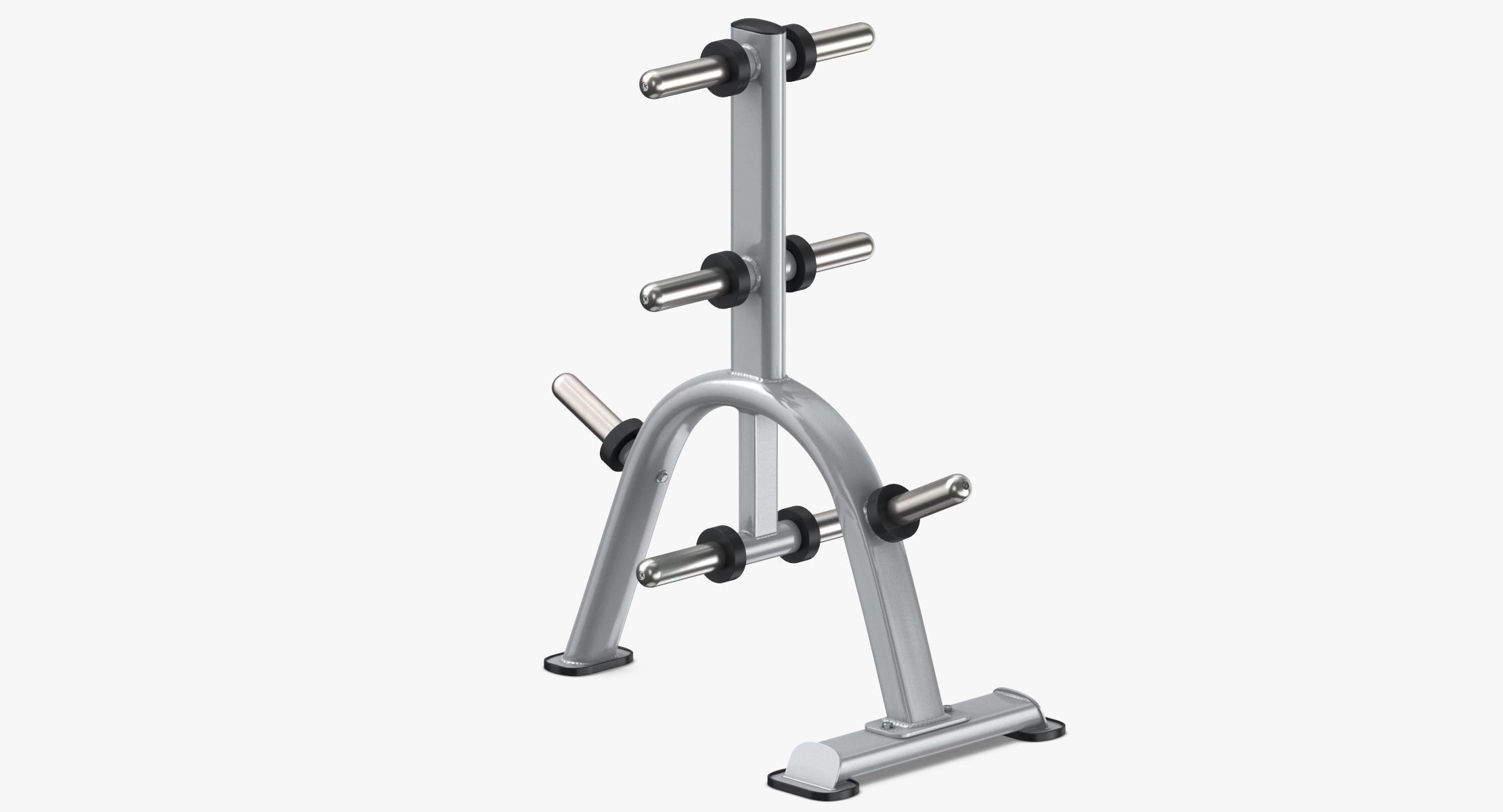Weight Plates Rack - reel 1
