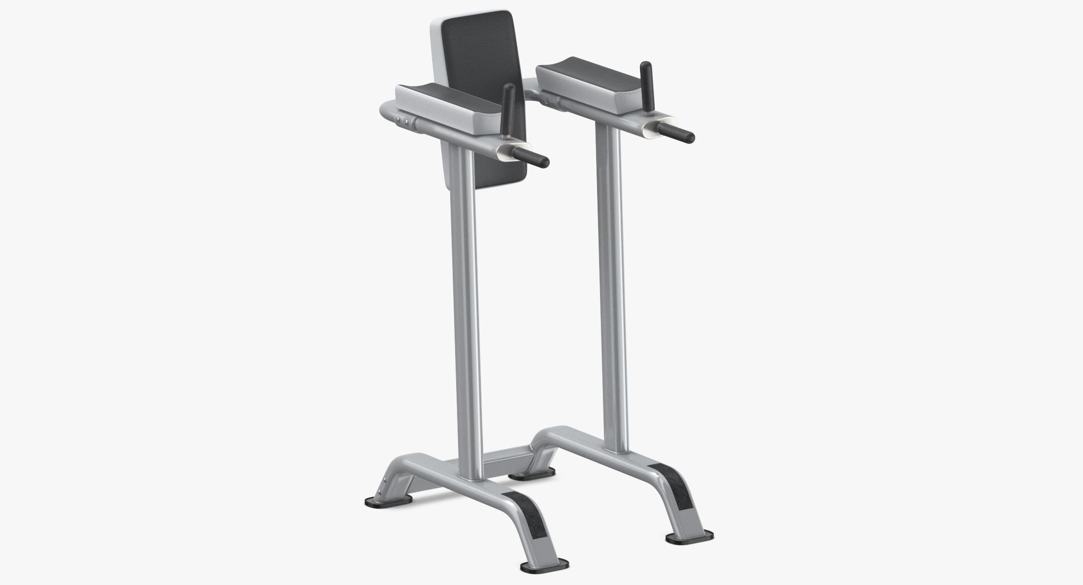 Vertical Knee Raise - reel 1