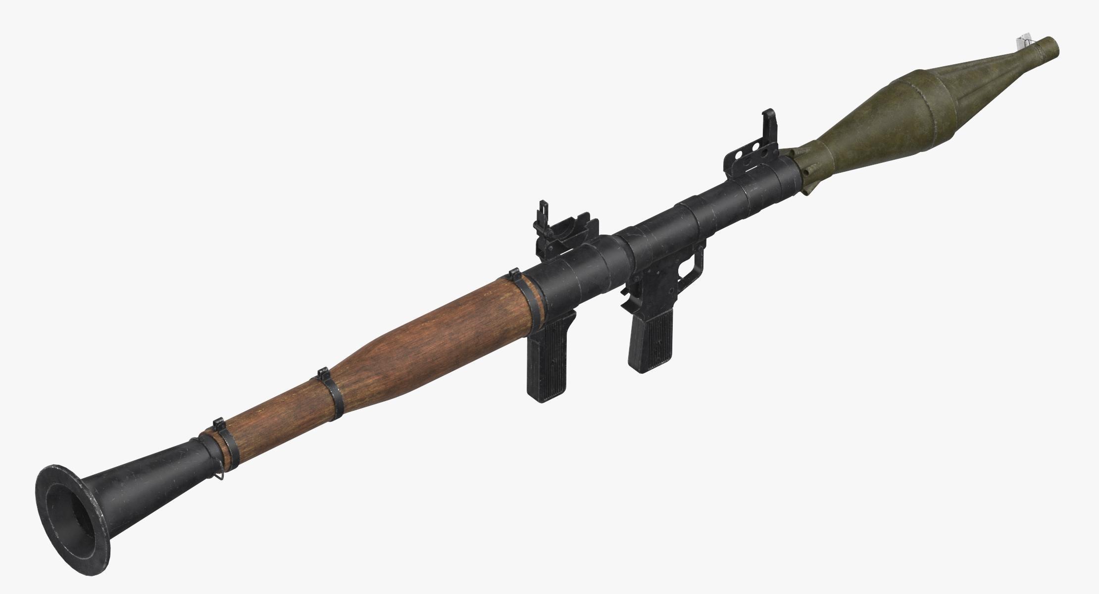 RPG - 7 - reel 1
