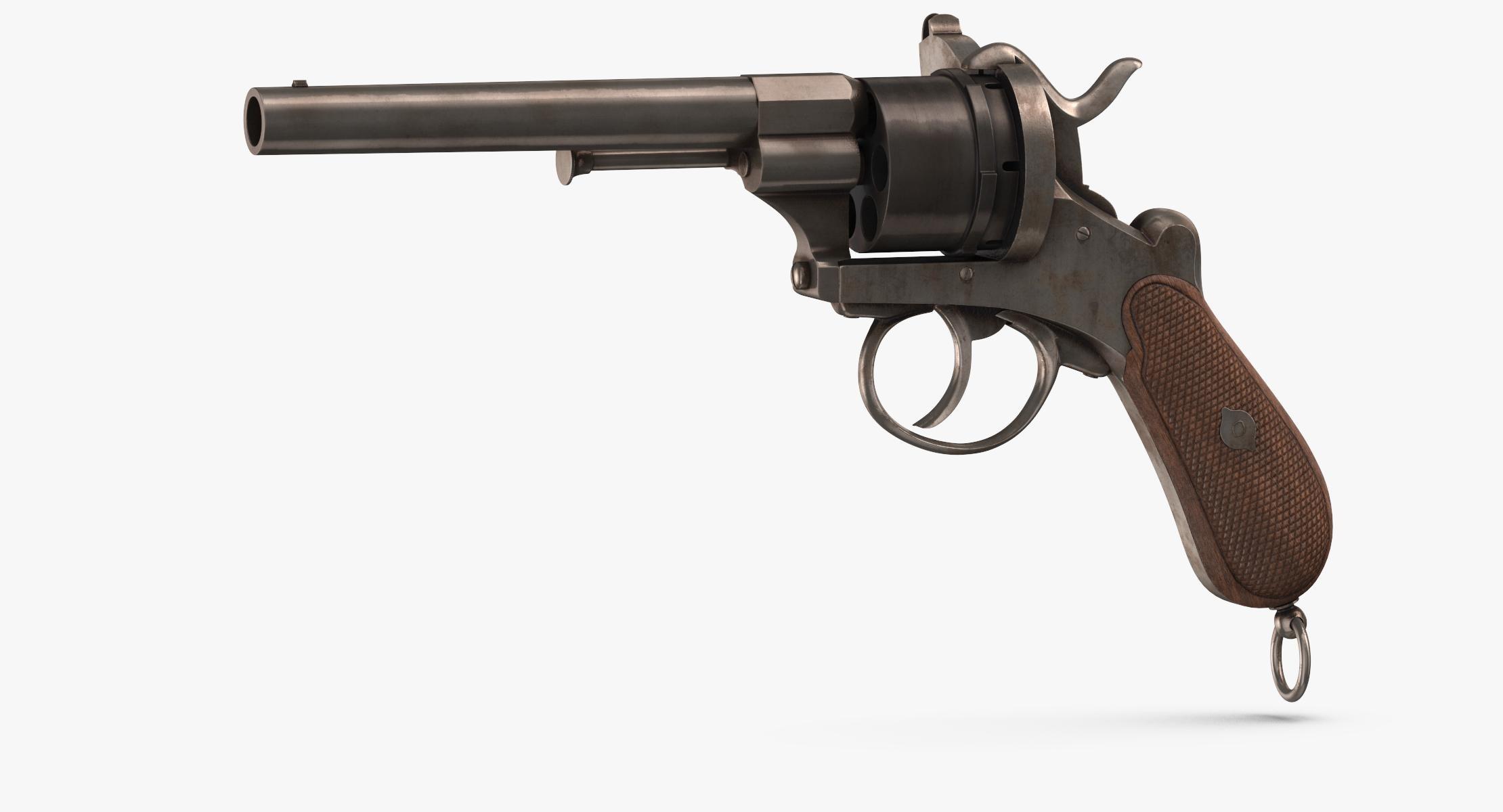 Old Revolver - reel 1