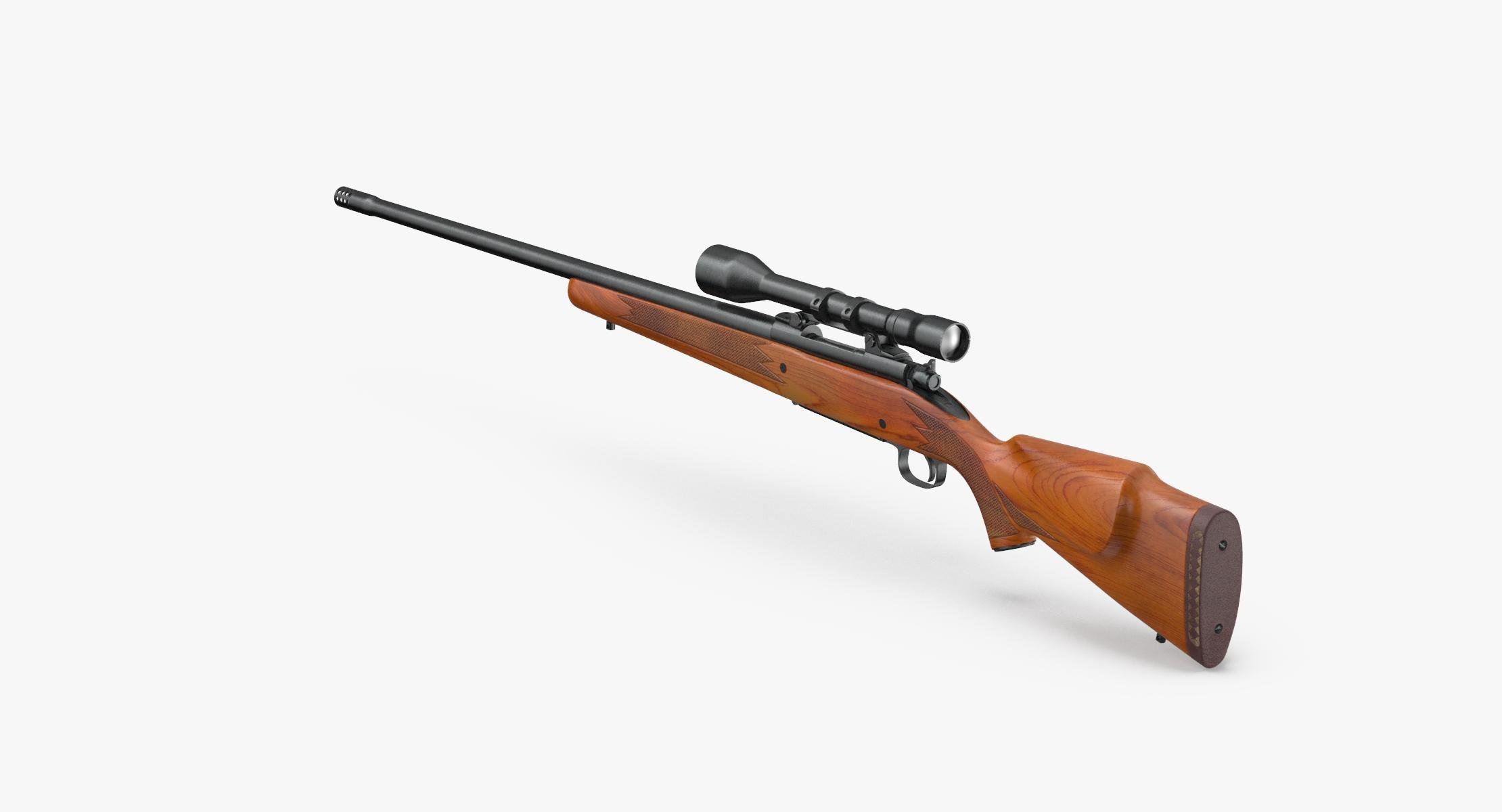 Winchester Model 70 - Sniper - reel 1