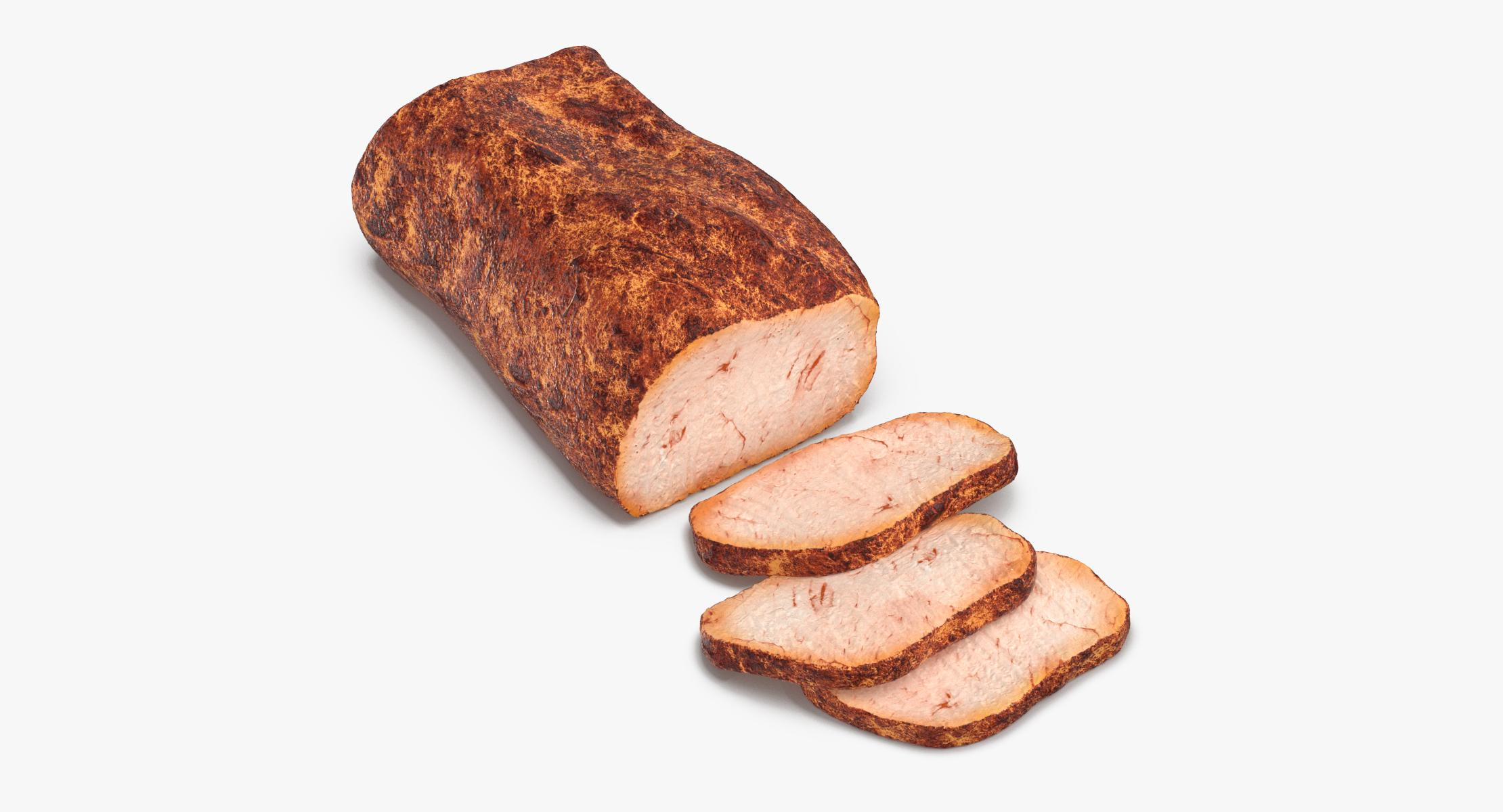Pork Loin Sliced - reel 1