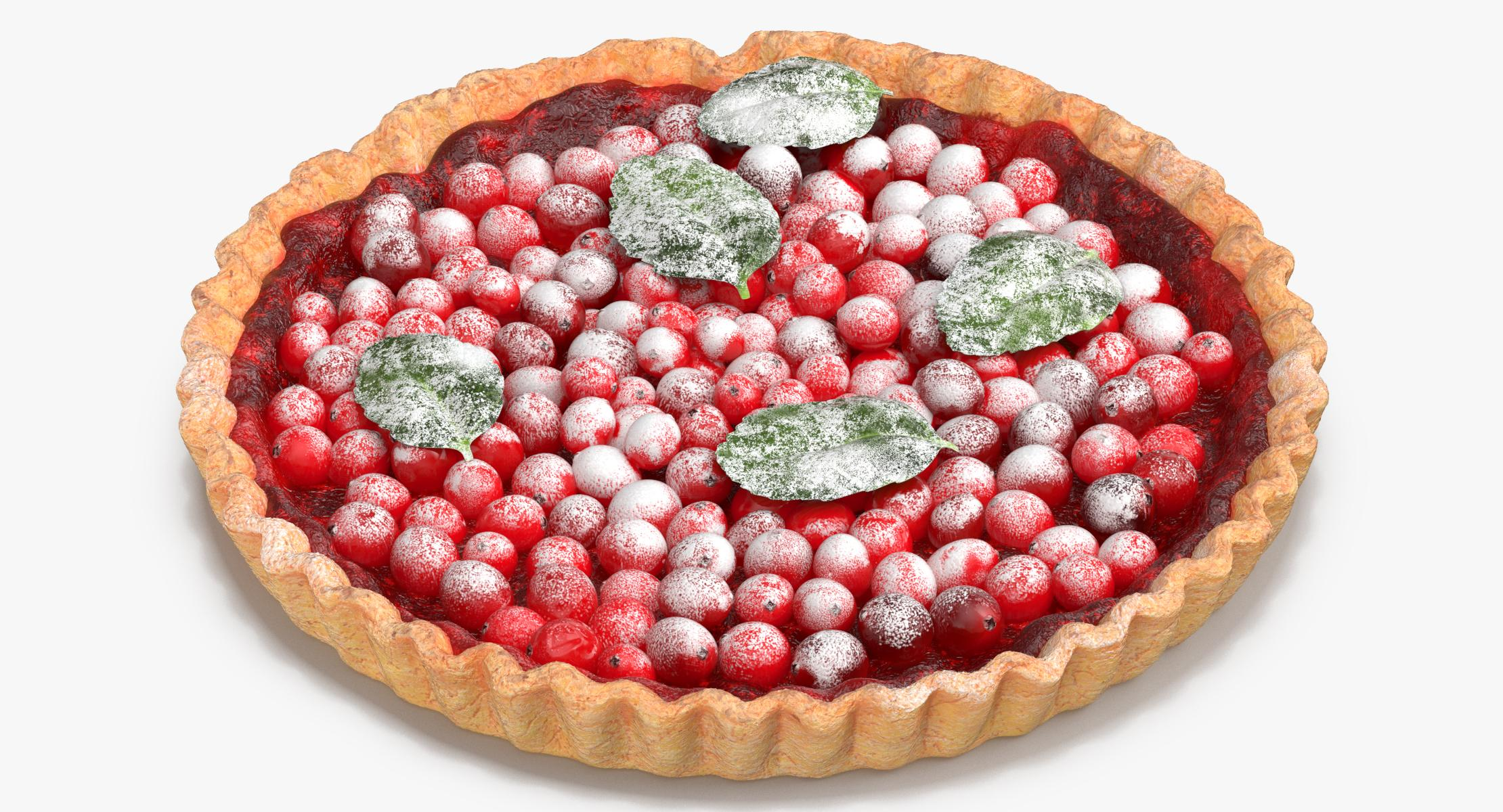 Cranberry Tart - reel 1