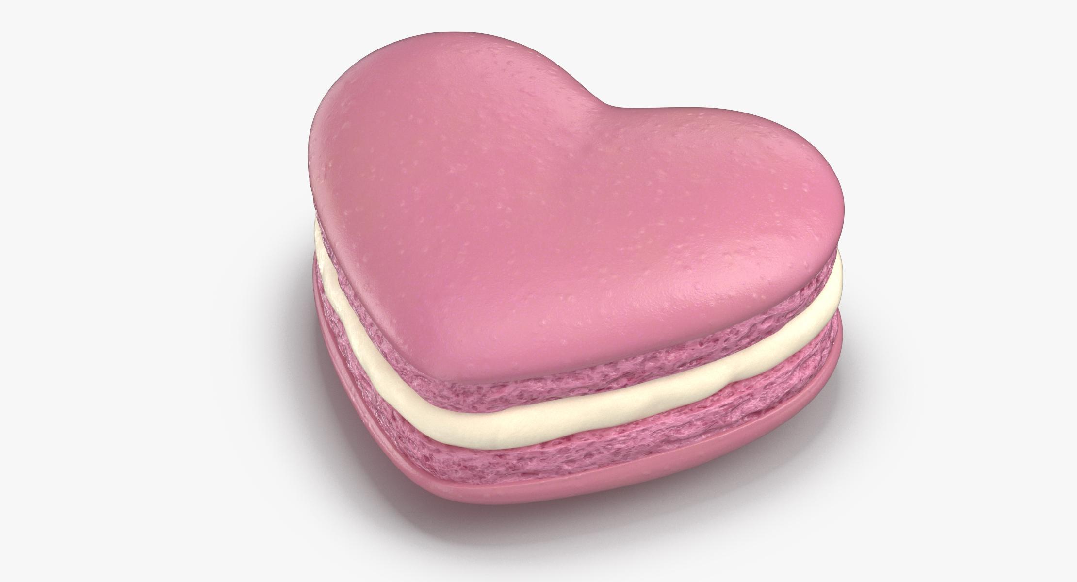 Heart Macaron - reel 1