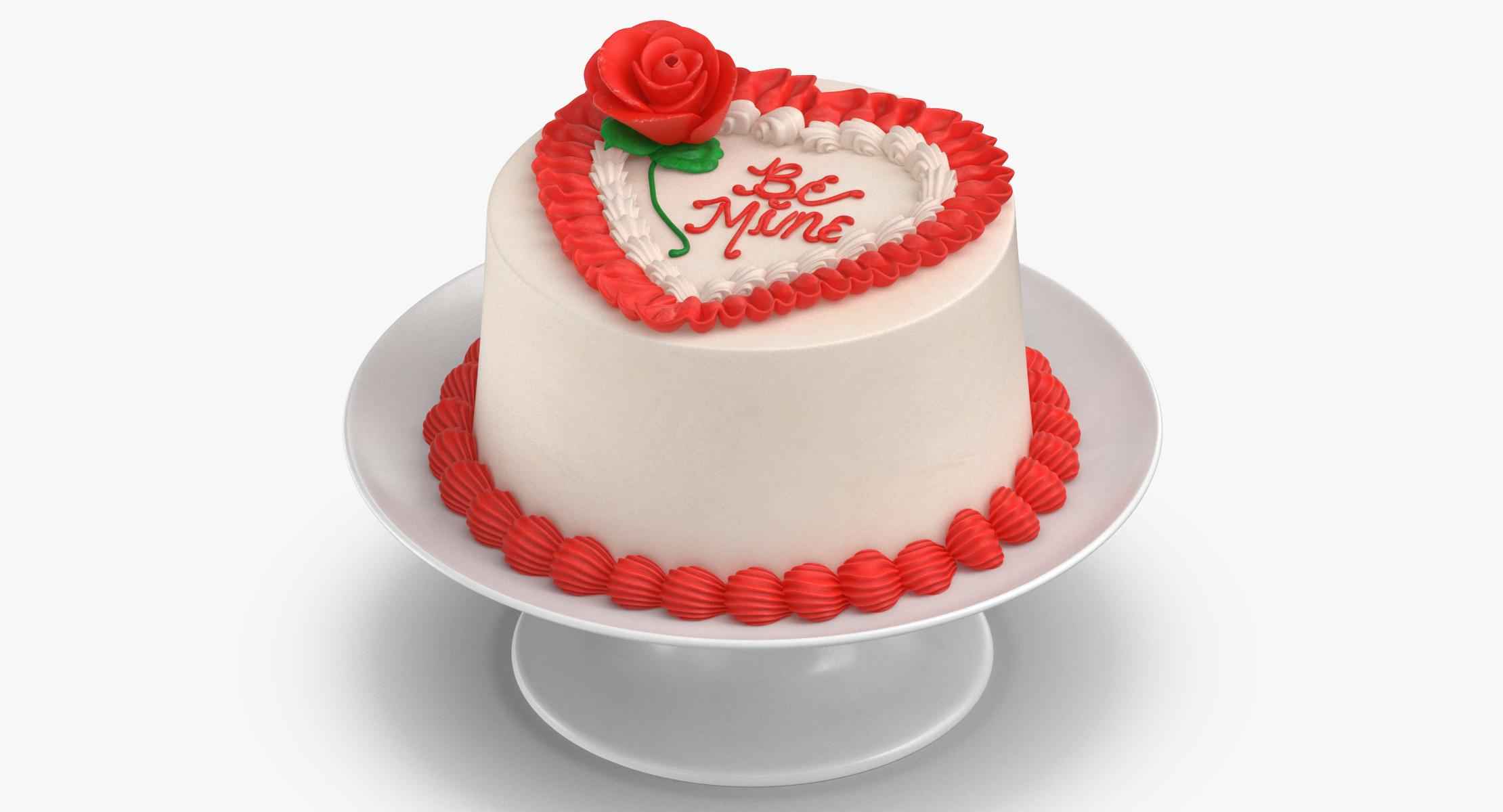 Heart Shaped Cake 01 - reel 1