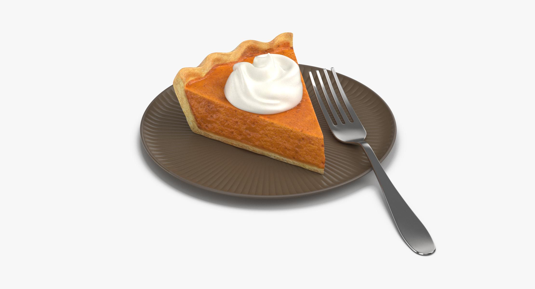 Pumpkin Pie Slice - reel 1