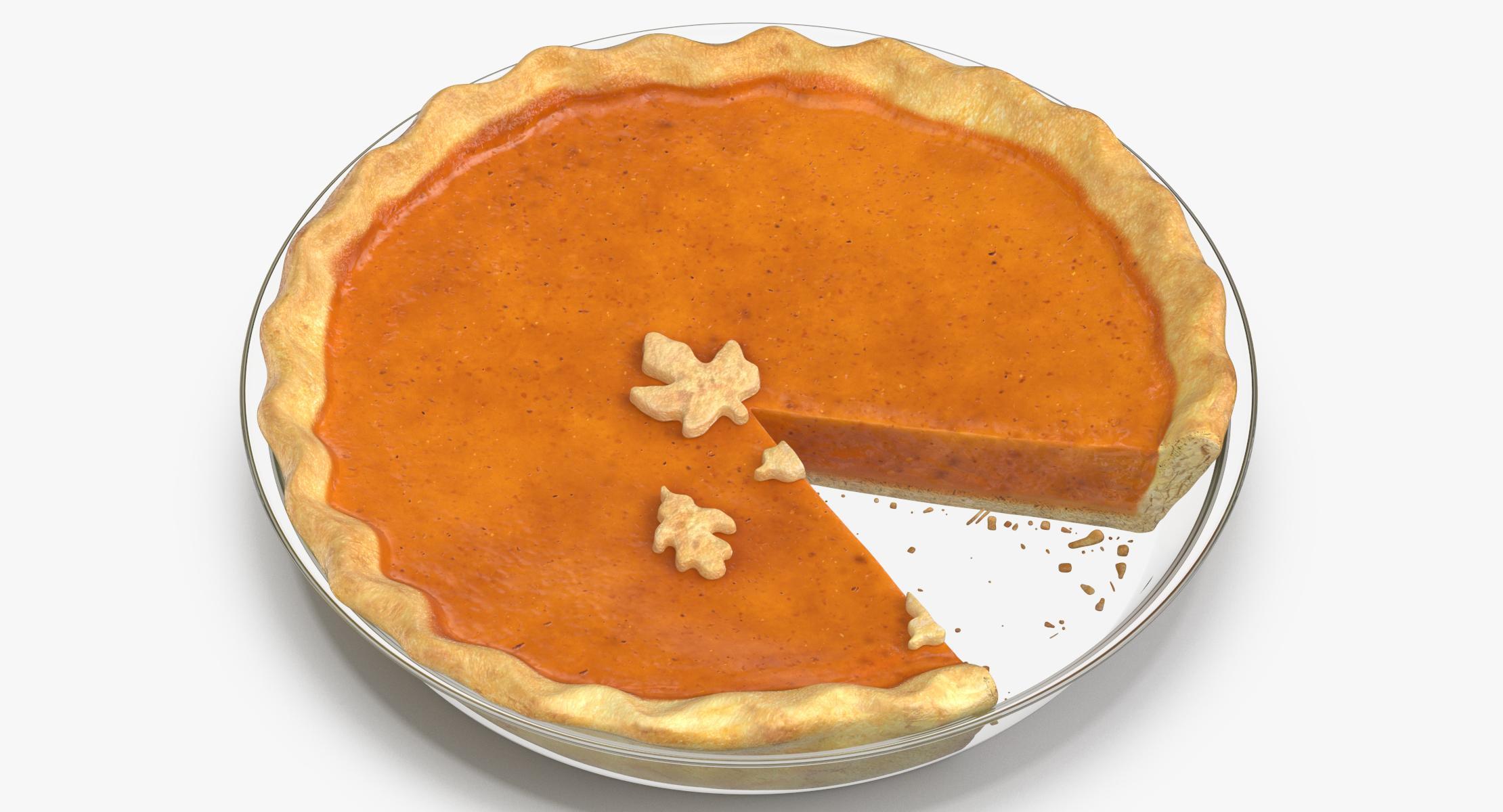3D Pumpkin Pie 02 - reel 1