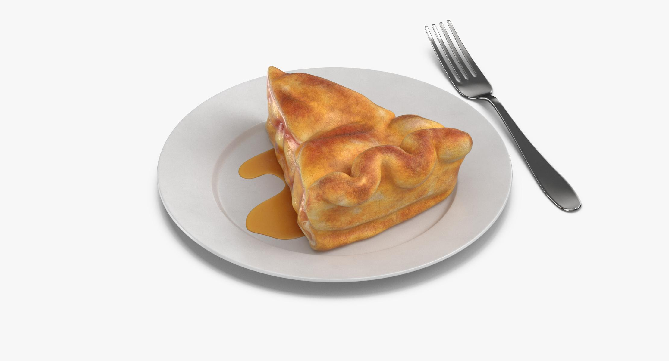 Apple Pie Slice - reel 1