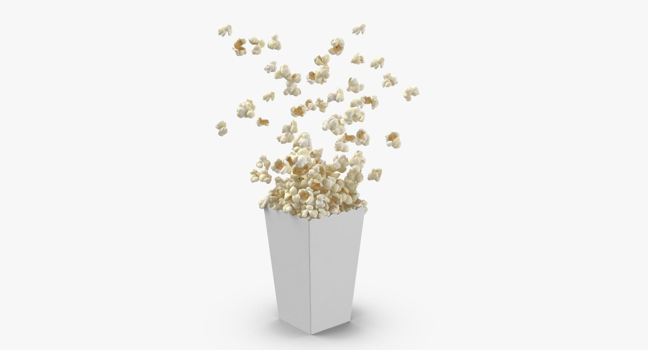 Movie Popcorn - Popping - reel 1