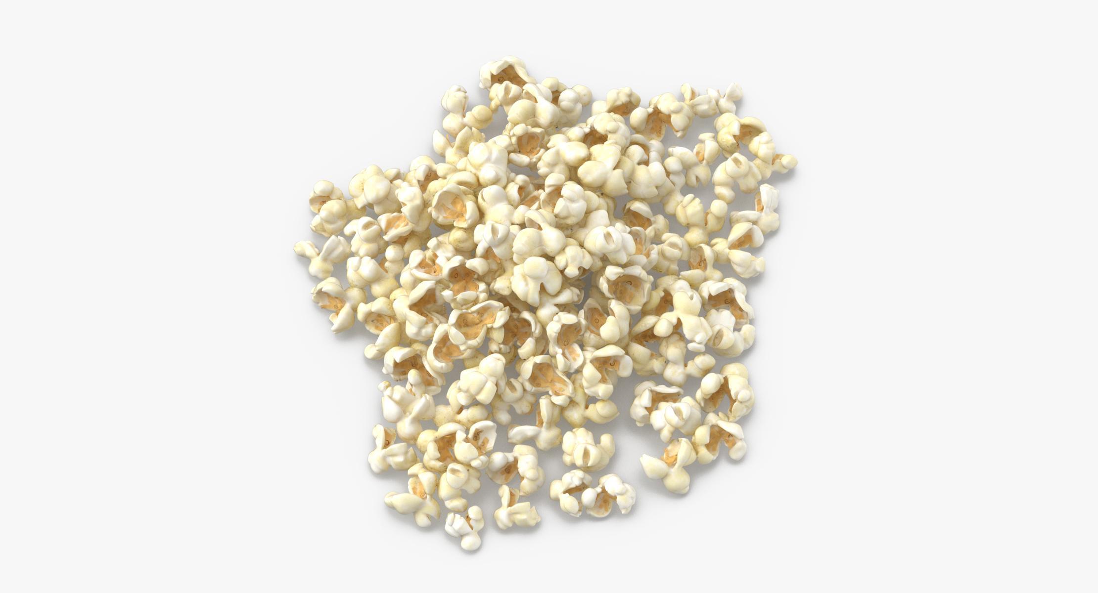 Movie Popcorn - Pile - reel 1
