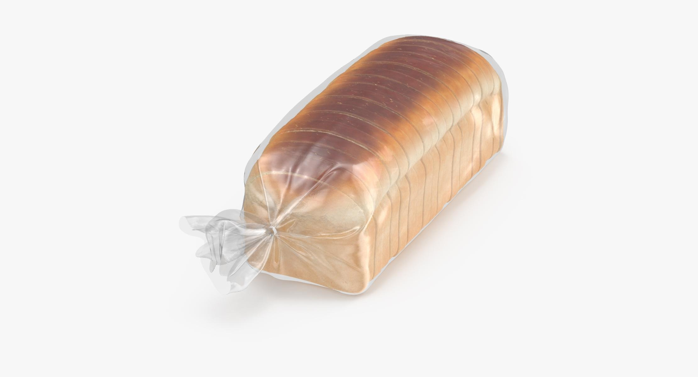 Sliced Bread In Bag - reel 1