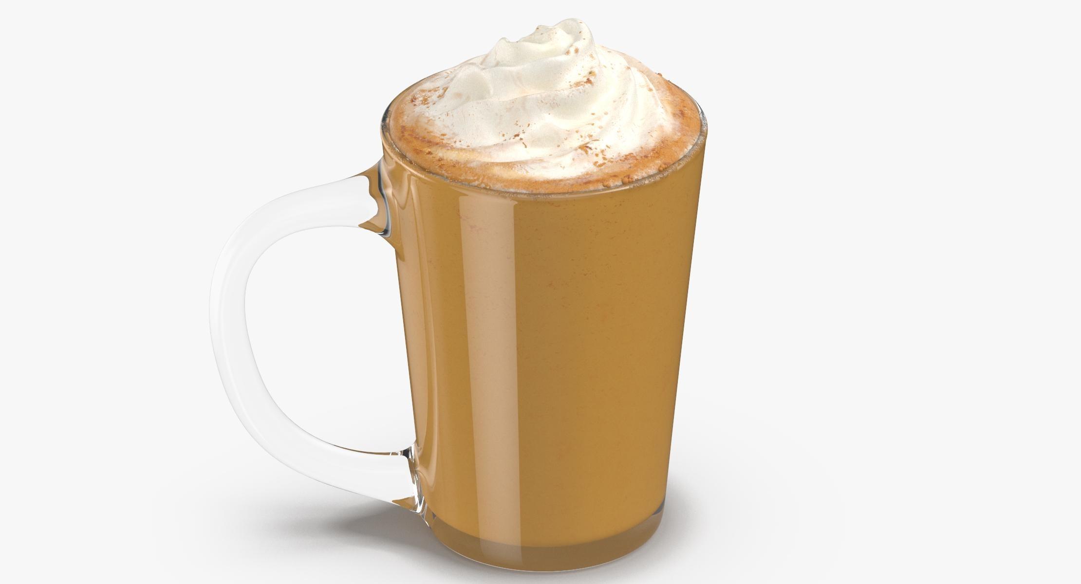 Pumpkin Spice Latte 01 - reel 1