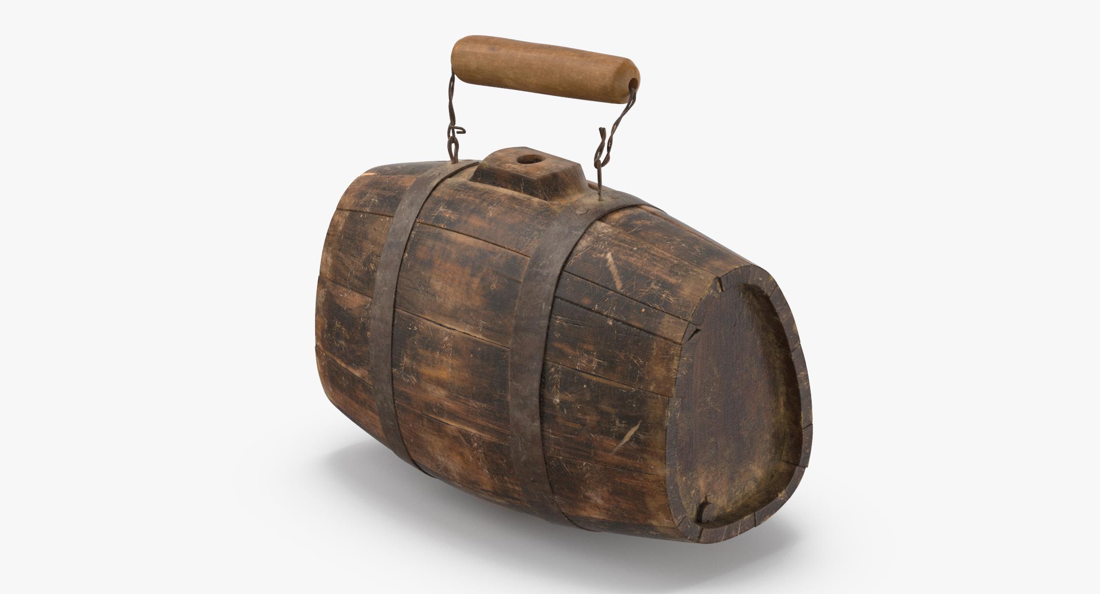 Old Rum Keg - reel 1
