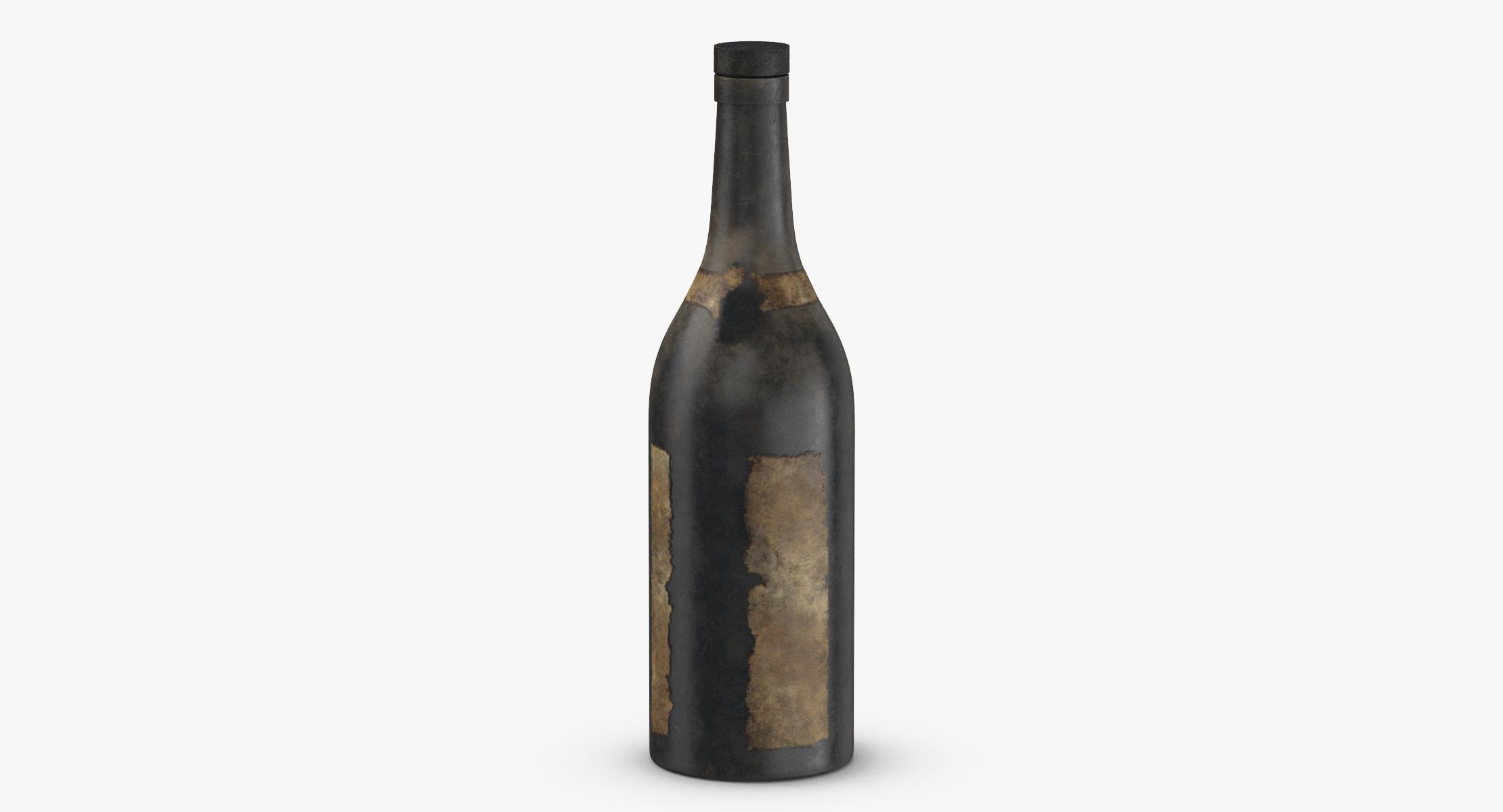 Old Bottle of Alcohol 03 - reel 1