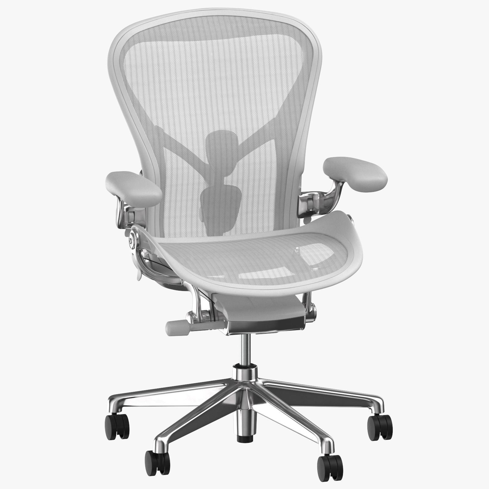 Herman Miller Aeron Chair - 48
