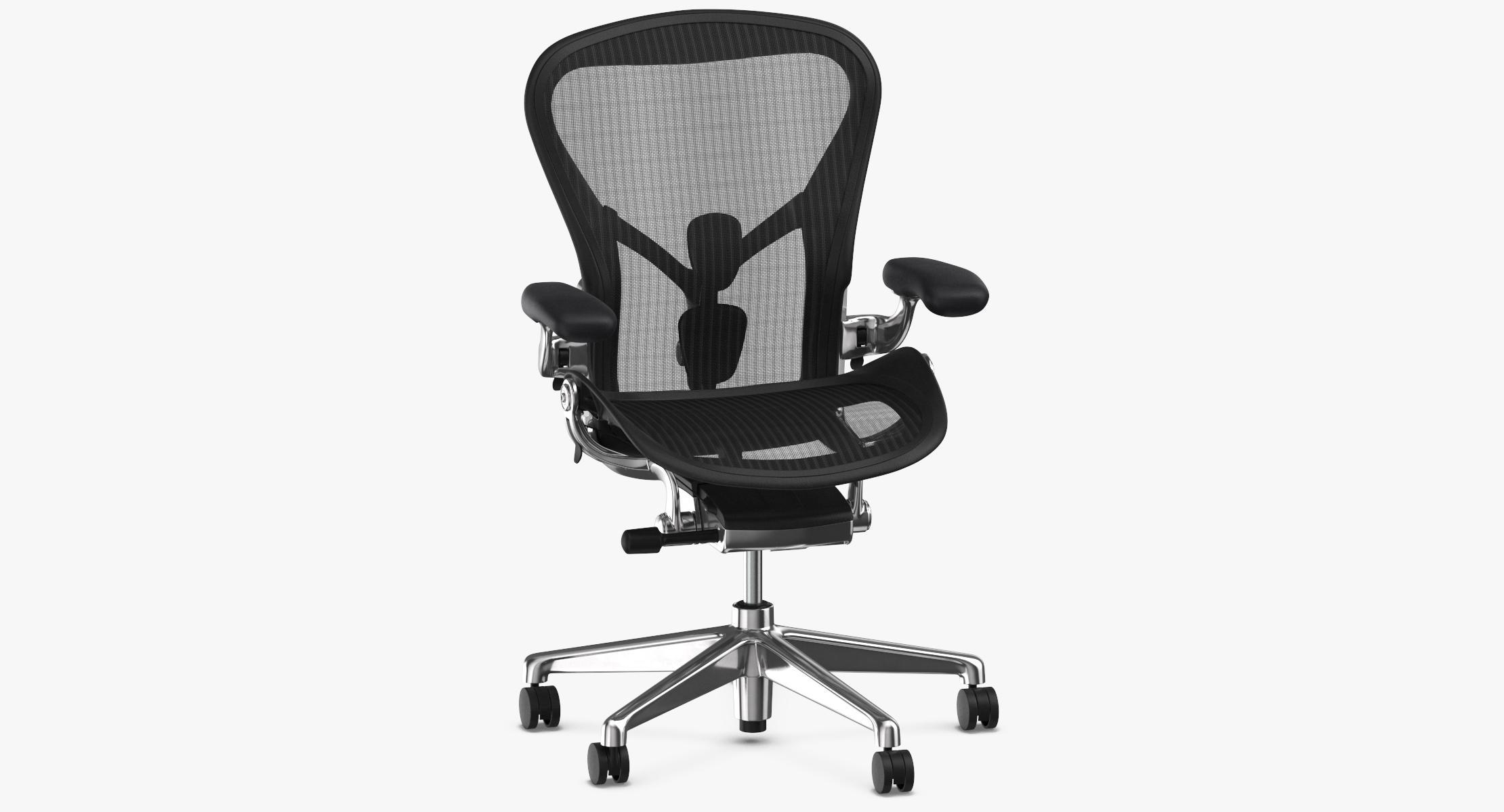 Herman Miller Aeron Chair - 02 - reel 1