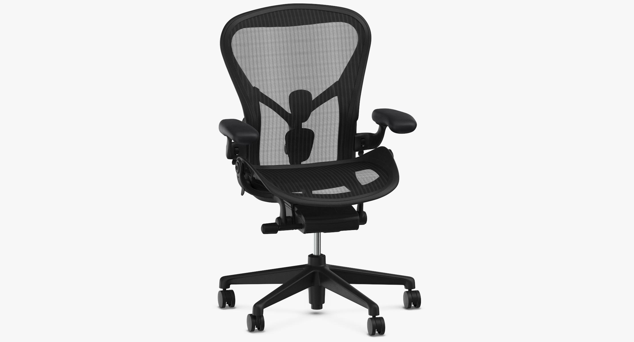Herman Miller Aeron Chair - 01 - reel 1