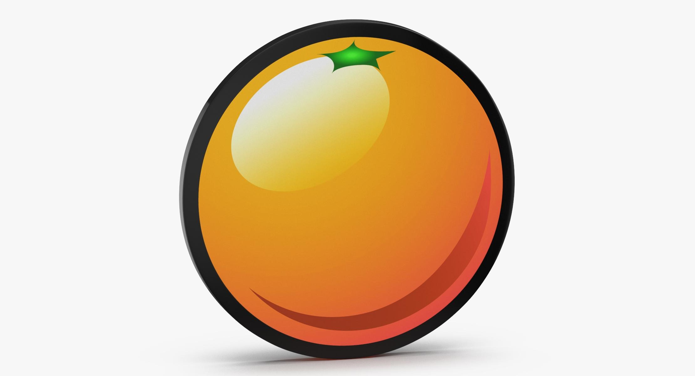 Video Slot Machine Orange - reel 1