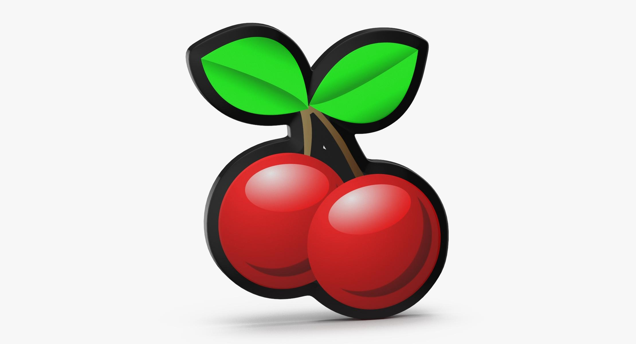 Video Slot Machine Cherries - reel 1