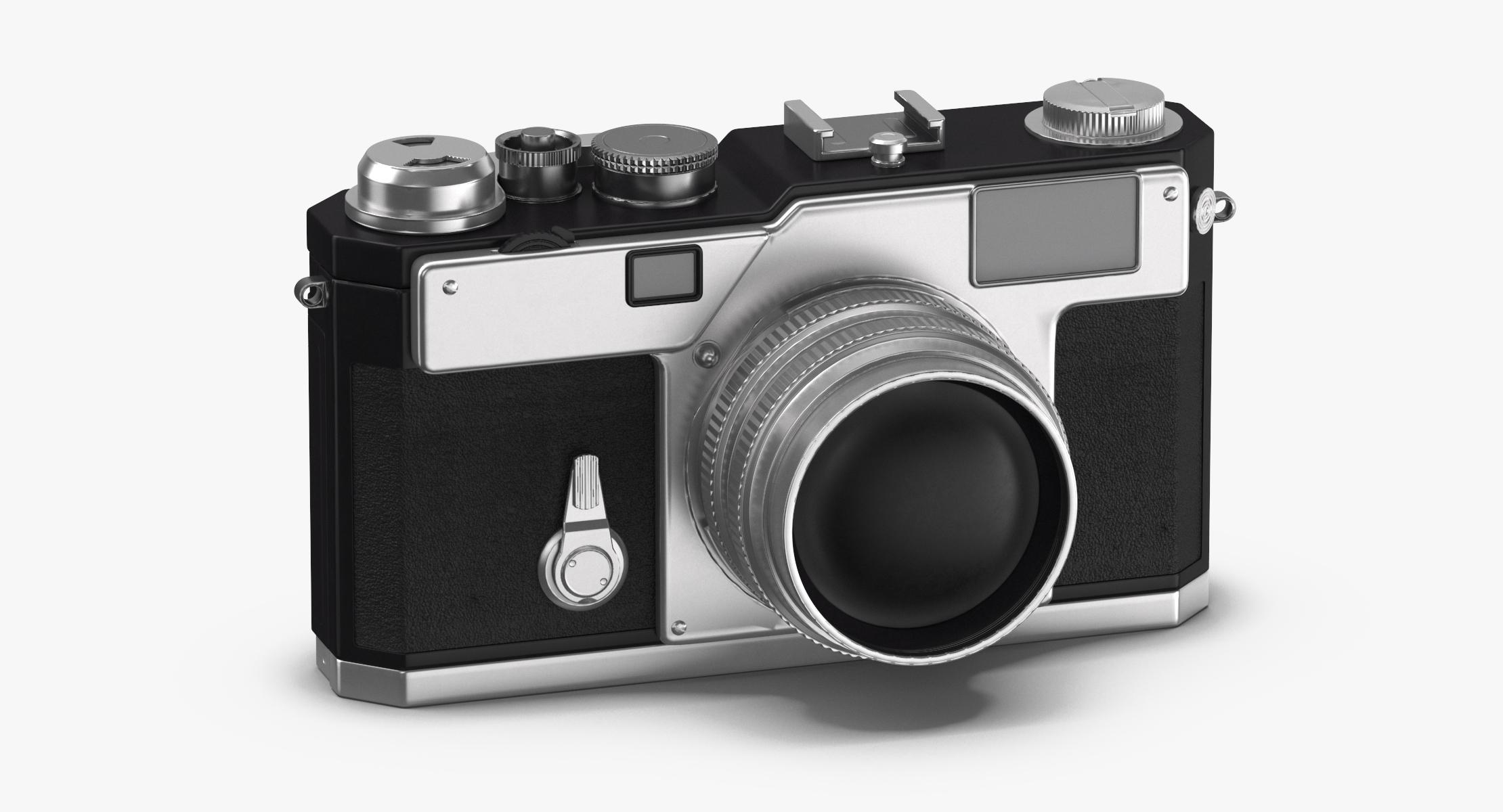 Vintage Camera - reel 1