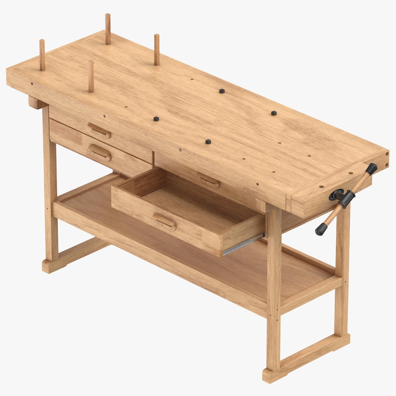 Pleasant Workbench 1 Evergreenethics Interior Chair Design Evergreenethicsorg