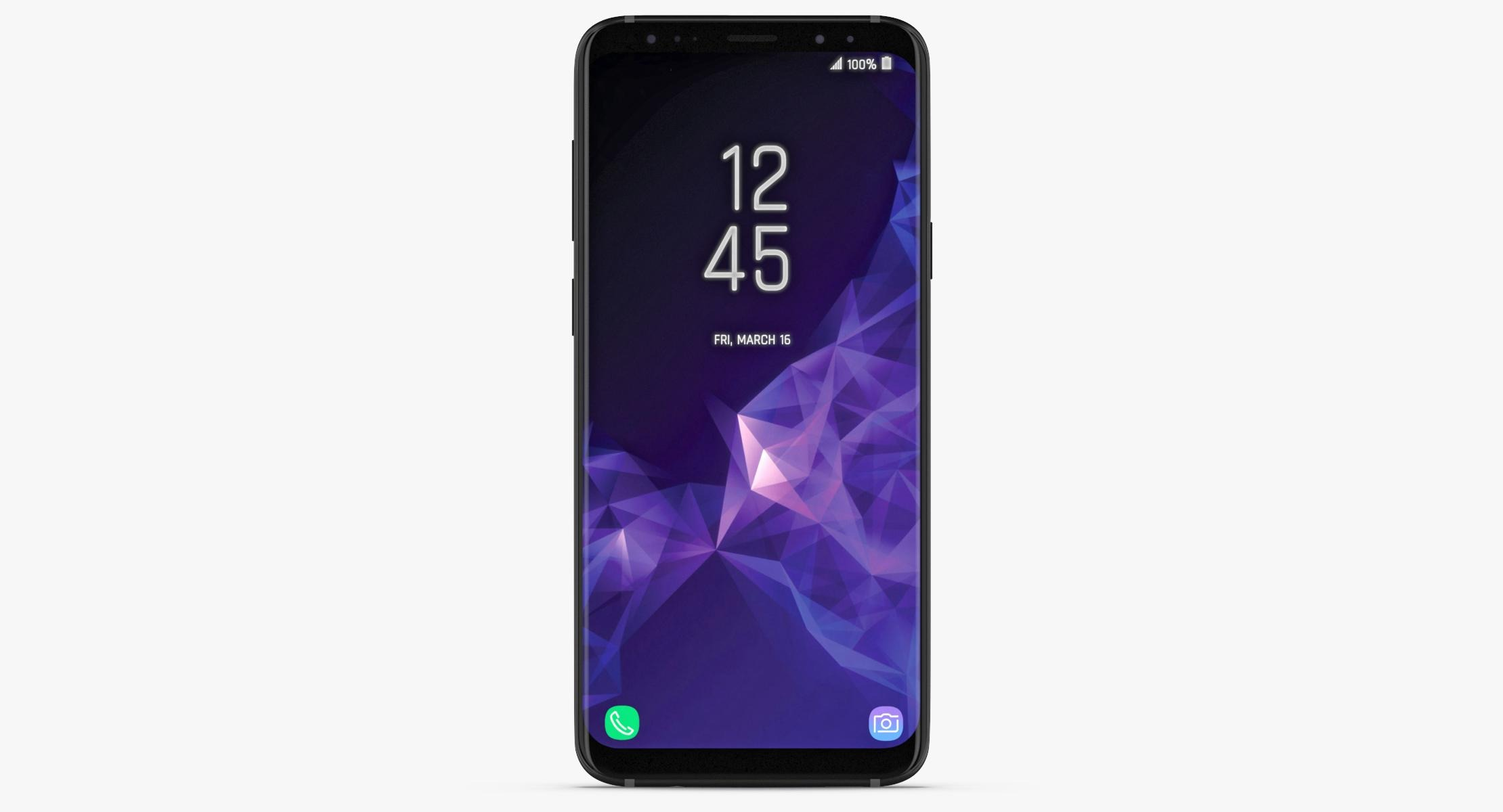 Samsung Galaxy S9 + (ALL COLORS) - reel 1