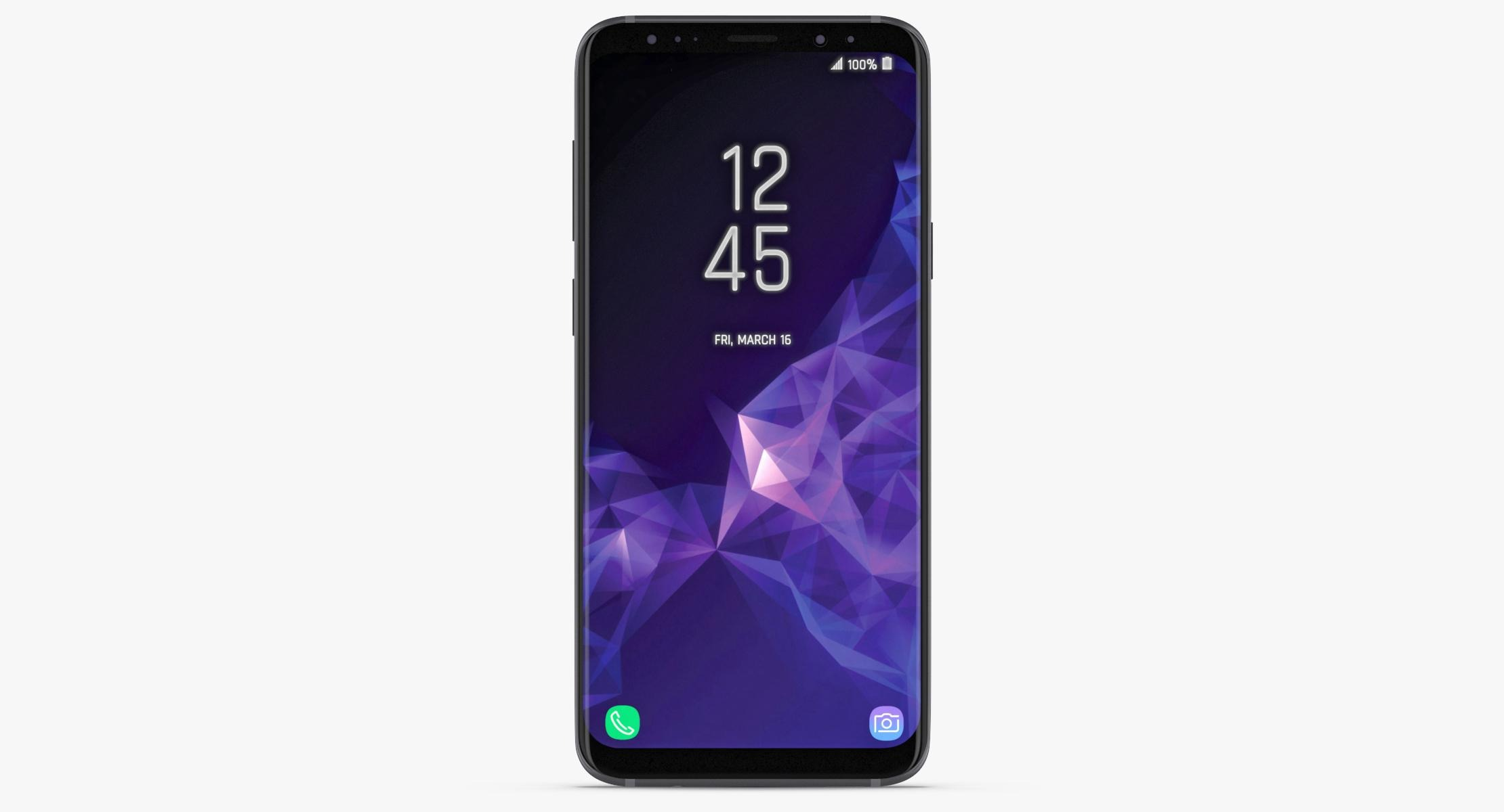 Samsung Galaxy S9 + (ALL COLORS) - reel 3