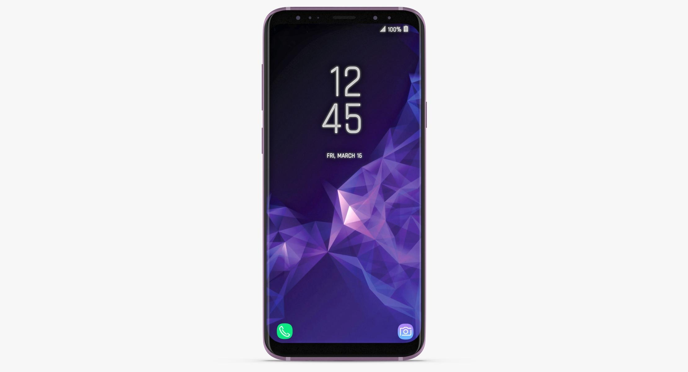 Samsung Galaxy S9 + (ALL COLORS) - reel 4