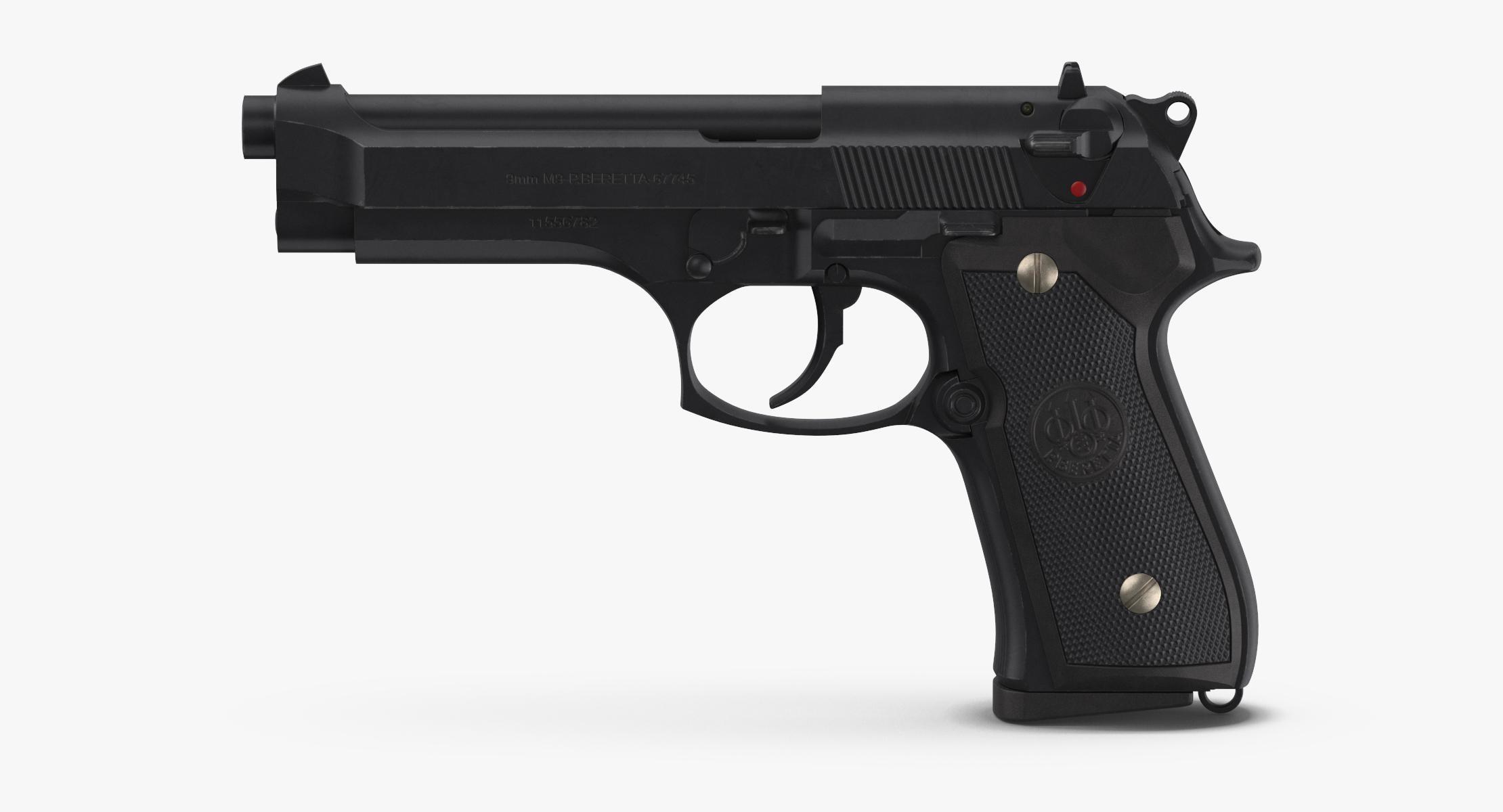 Beretta M9 - reel 1