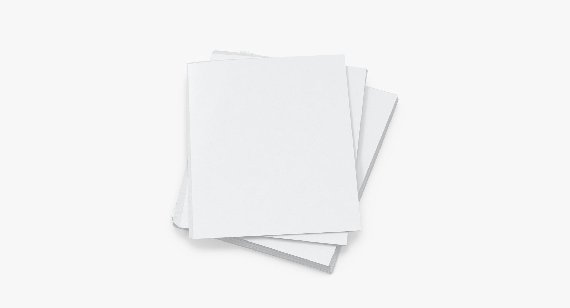 Single Paper Sheet 05 - reel 1