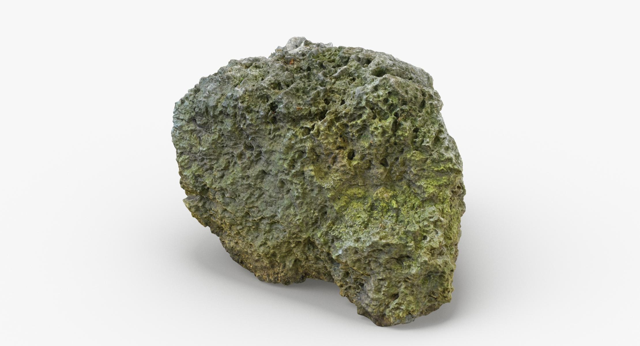 3D model Rock 02 - reel 1