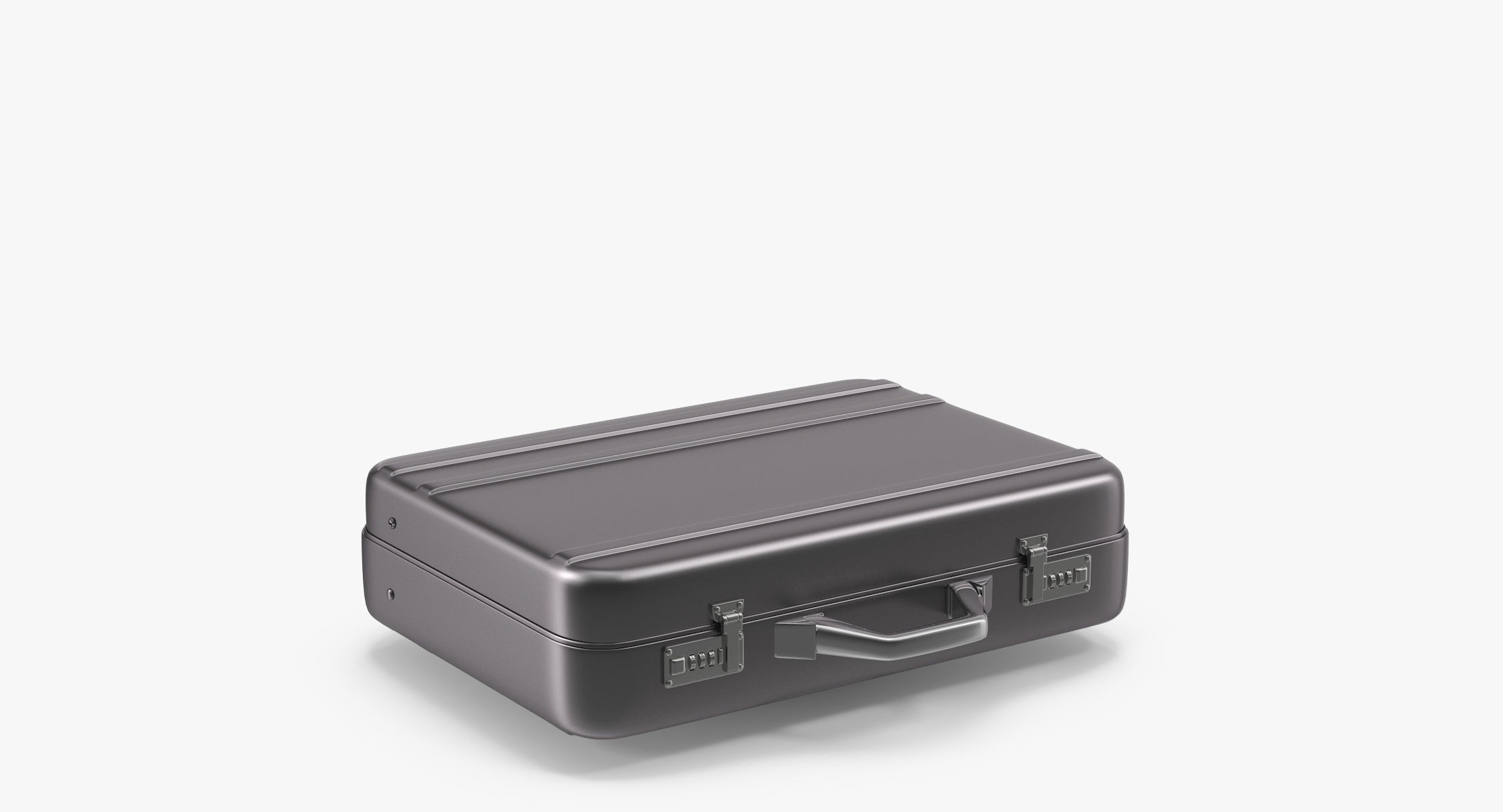 Metal Briefcase - reel 1