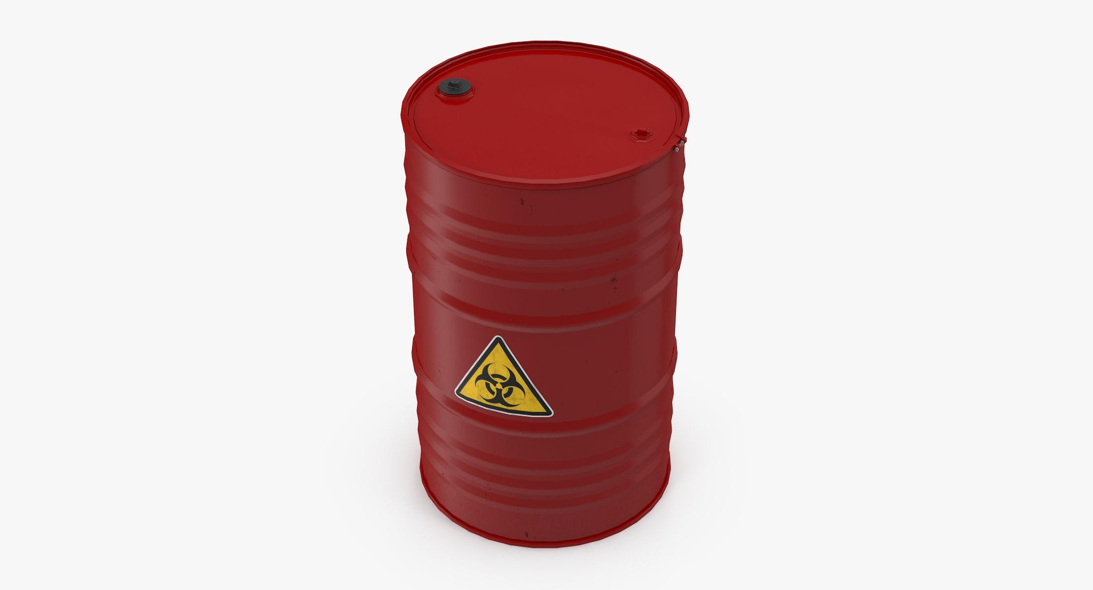 Biohazard Barrel - reel 1