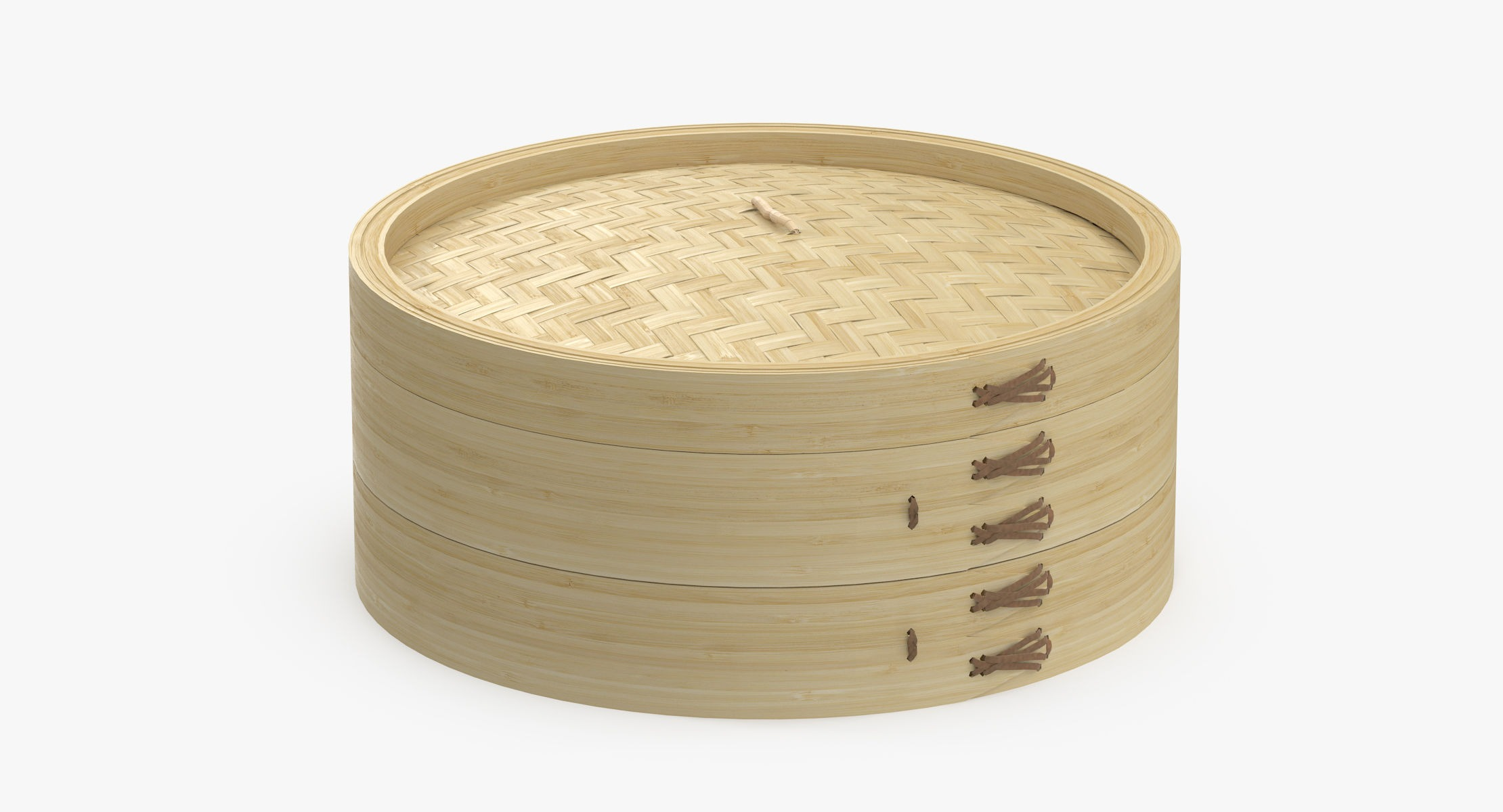 Large Bamboo Steamer - reel 1