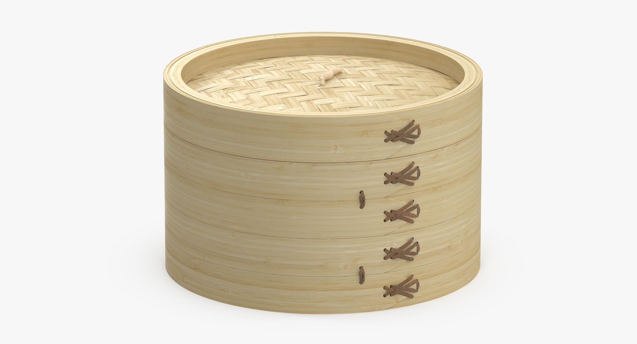 Medium Bamboo Steamer - reel 1
