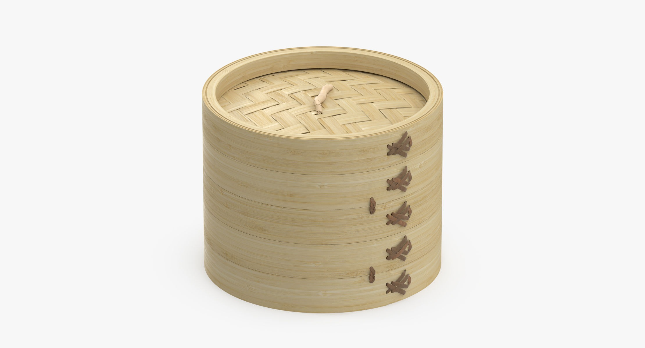 Small Bamboo Steamer - reel 1