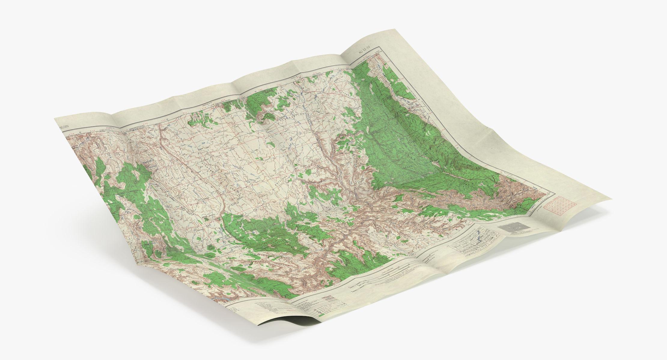 Map 03 - reel 1