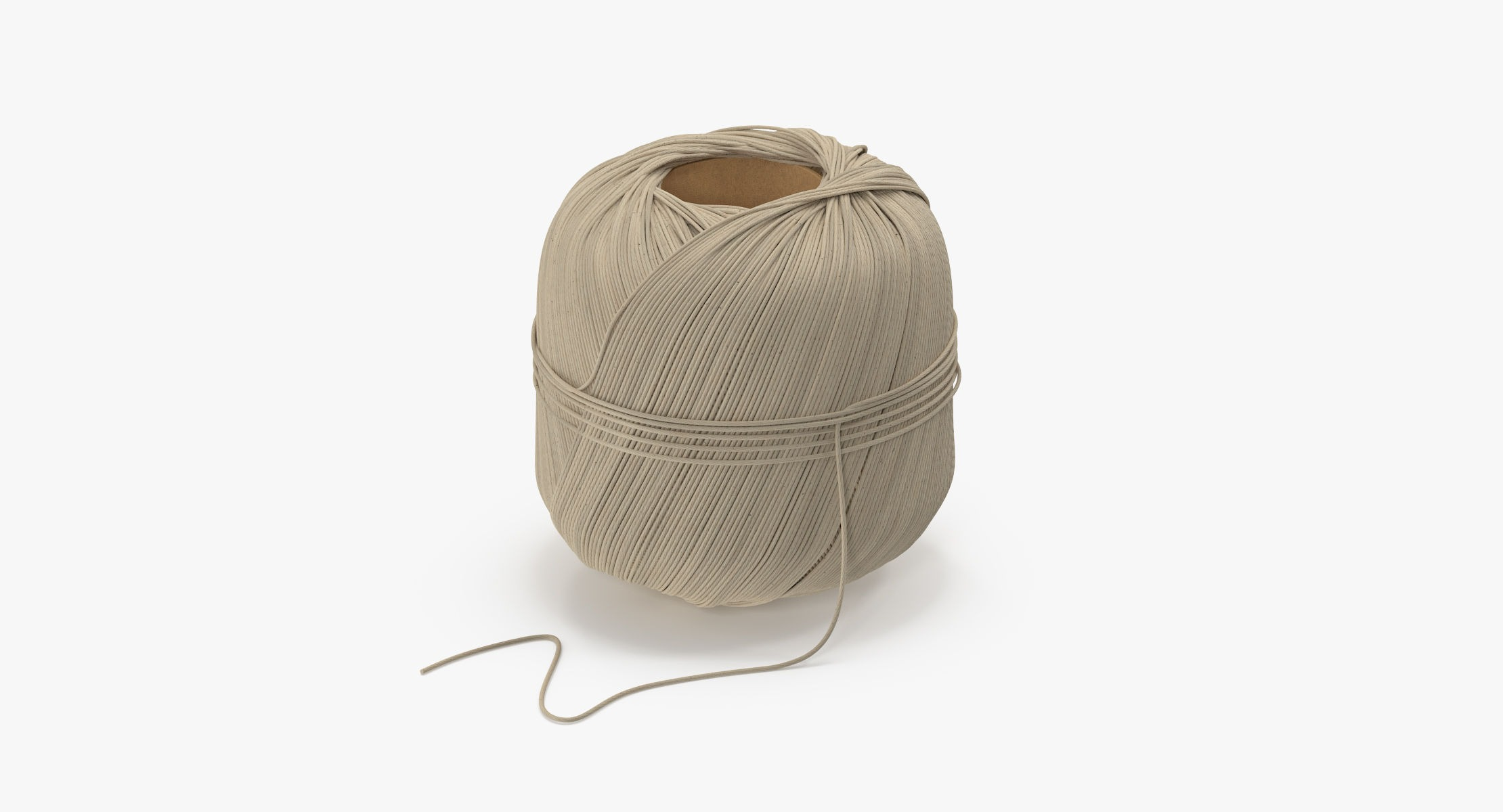 Linen Cooking Twine Spool - reel 1