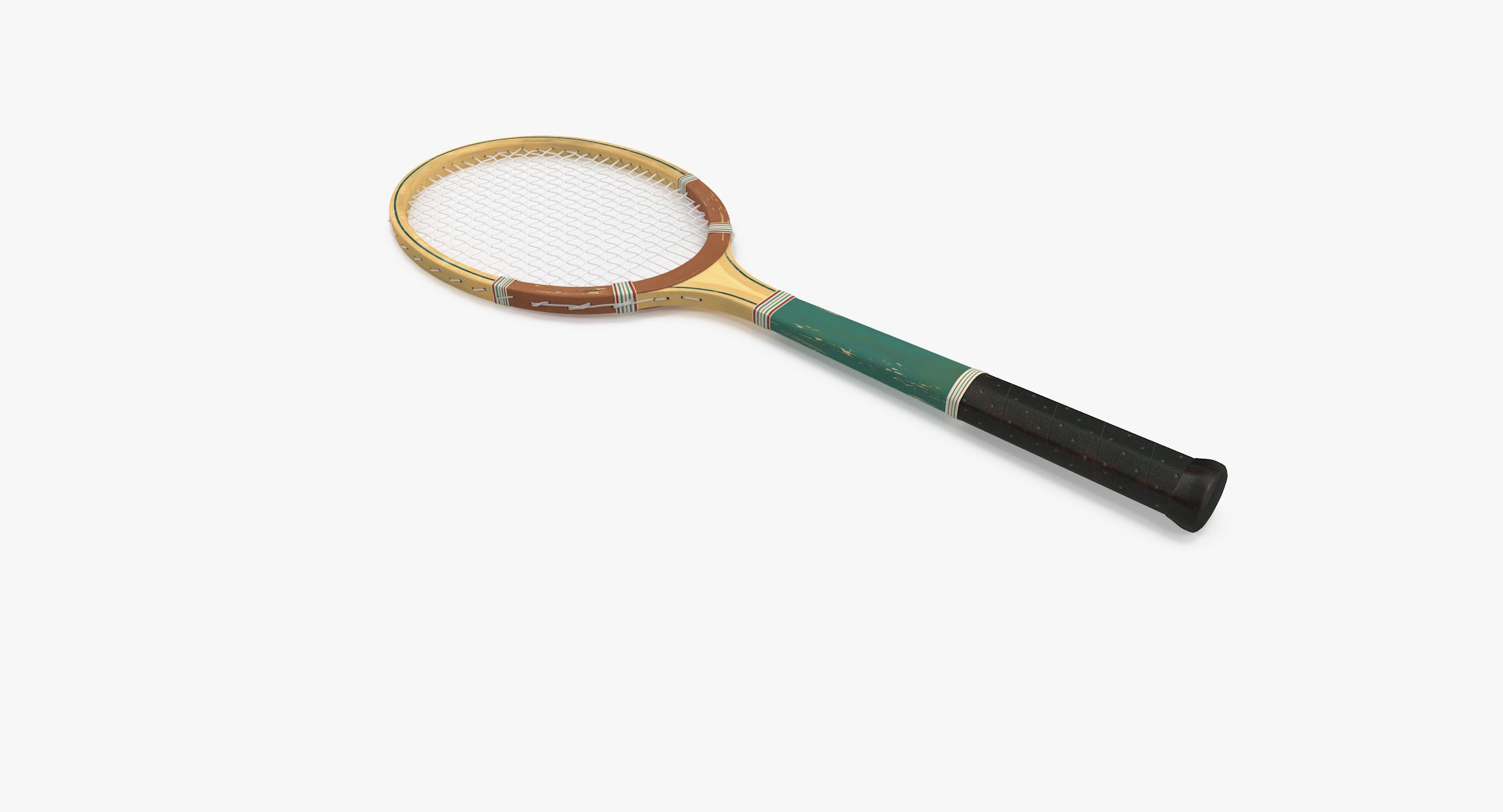 Tennis Racket 02 - reel 1