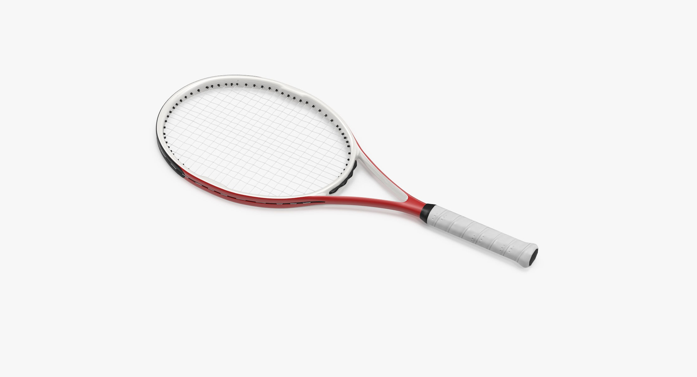 Tennis Racket 01 - reel 1