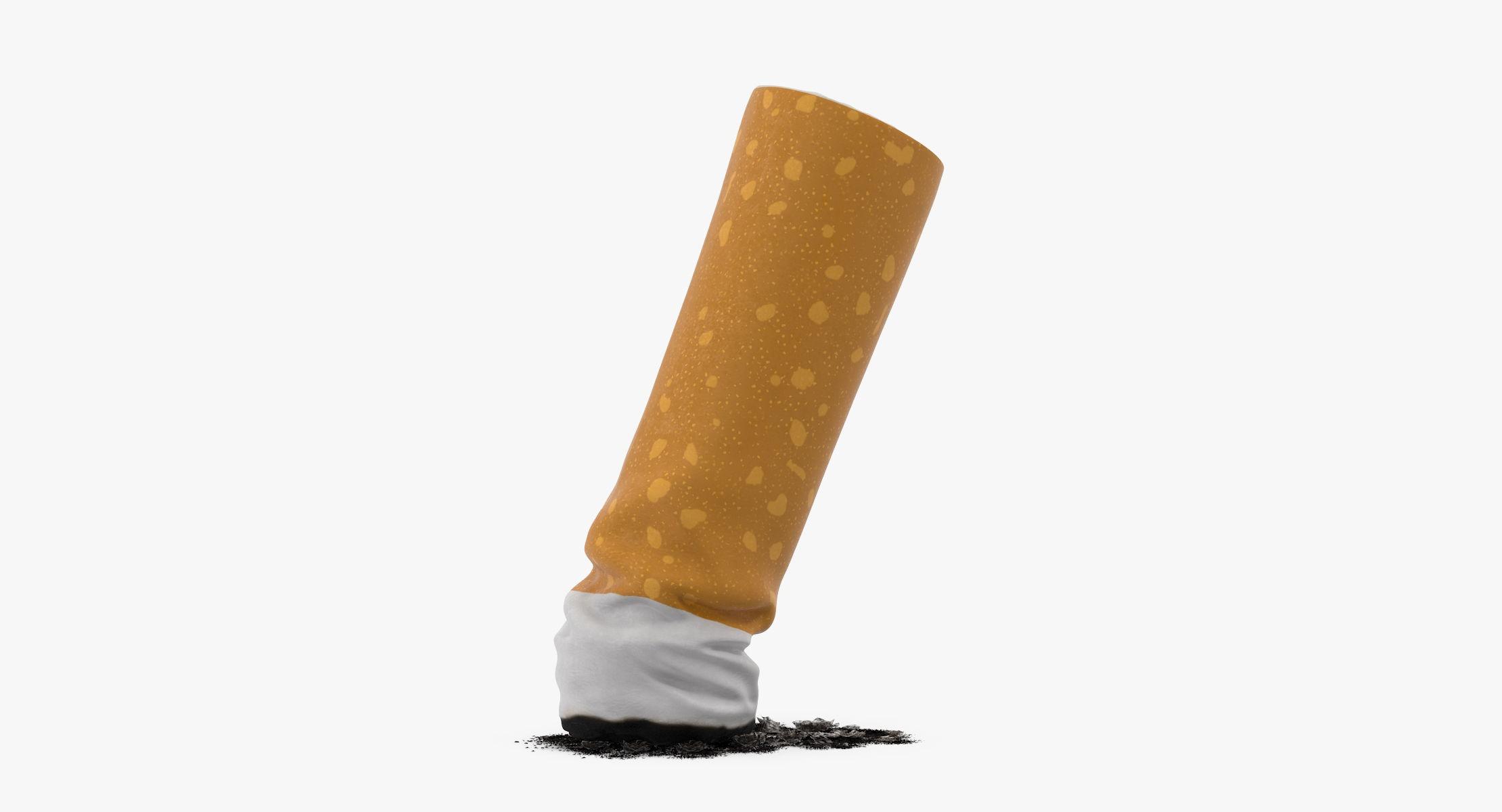 Snuffed Cigarette - reel 1