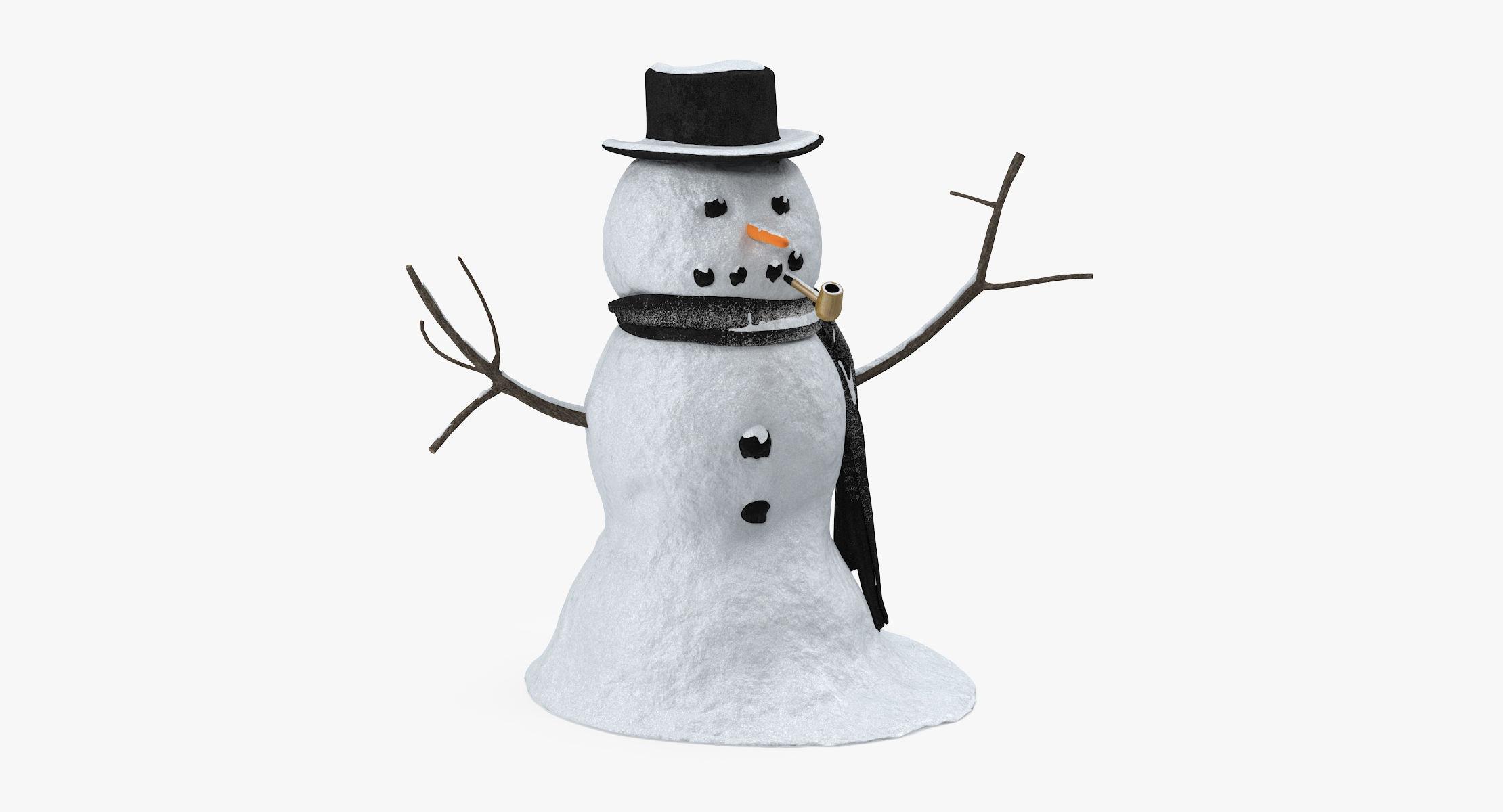 Snowman 01 - reel 1